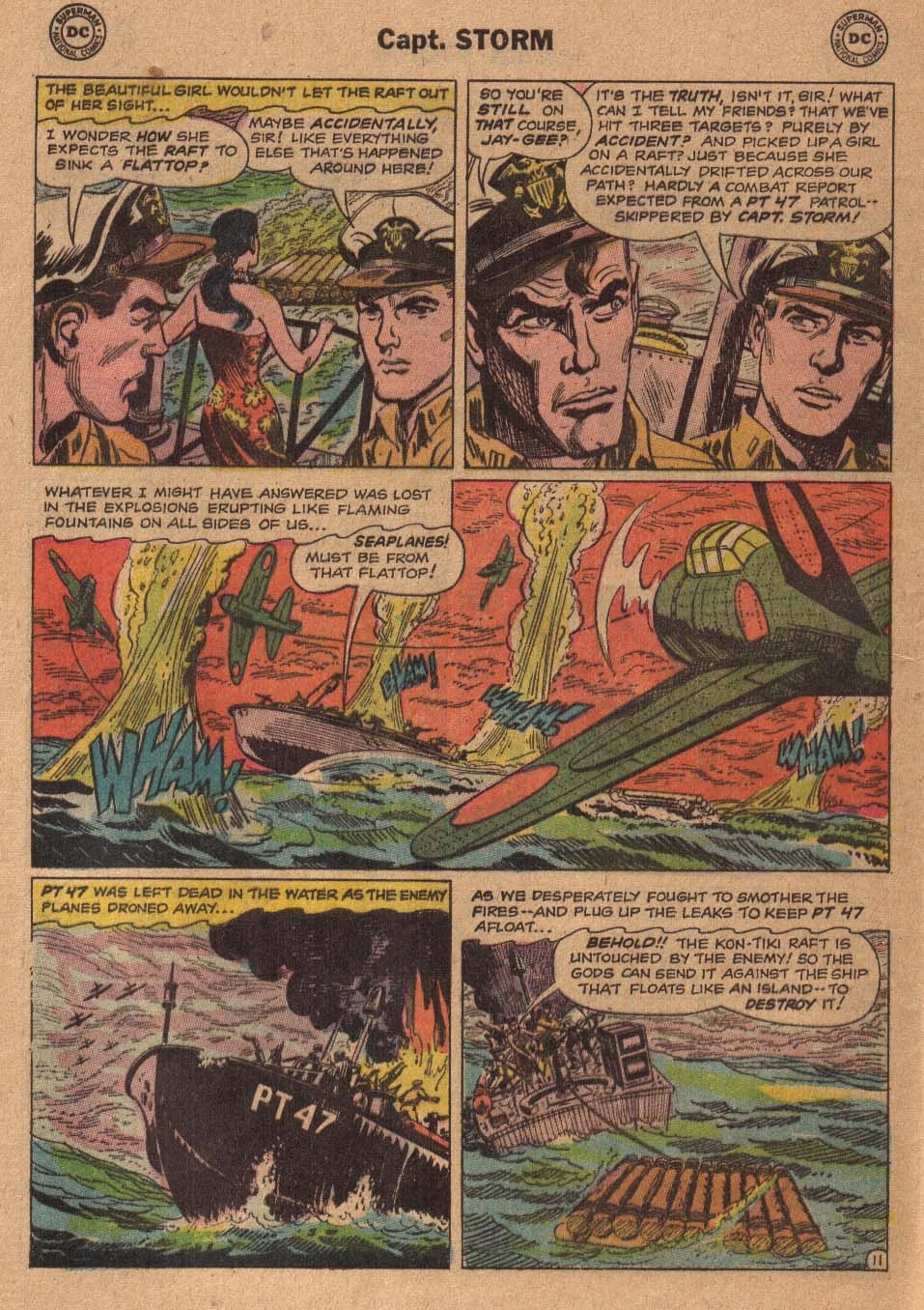 Capt. Storm issue 9 - Page 16