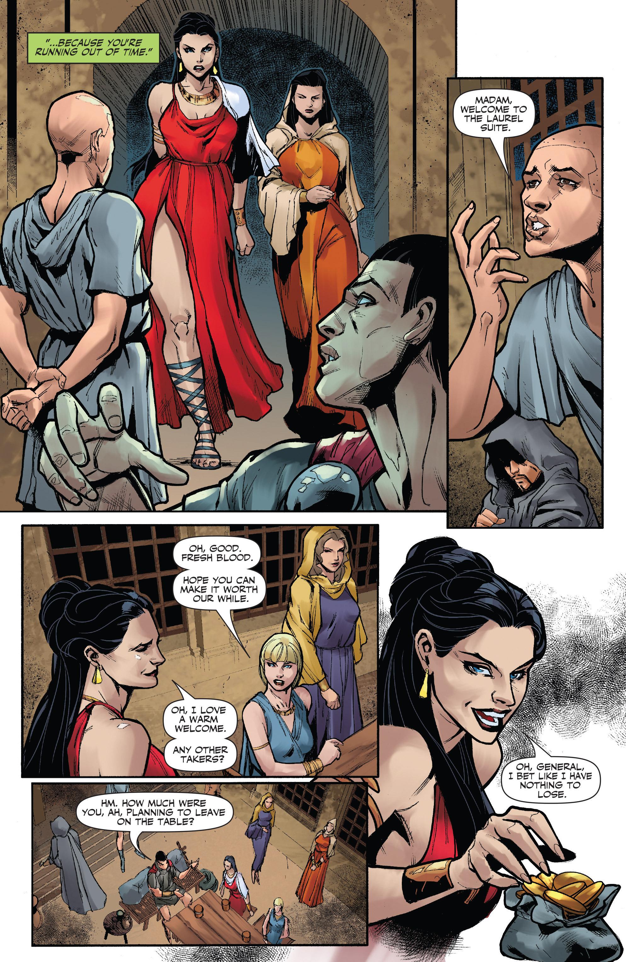 Read online Xena: Warrior Princess (2016) comic -  Issue #3 - 10