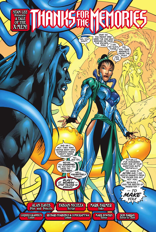 X-Men (1991) 86 Page 2