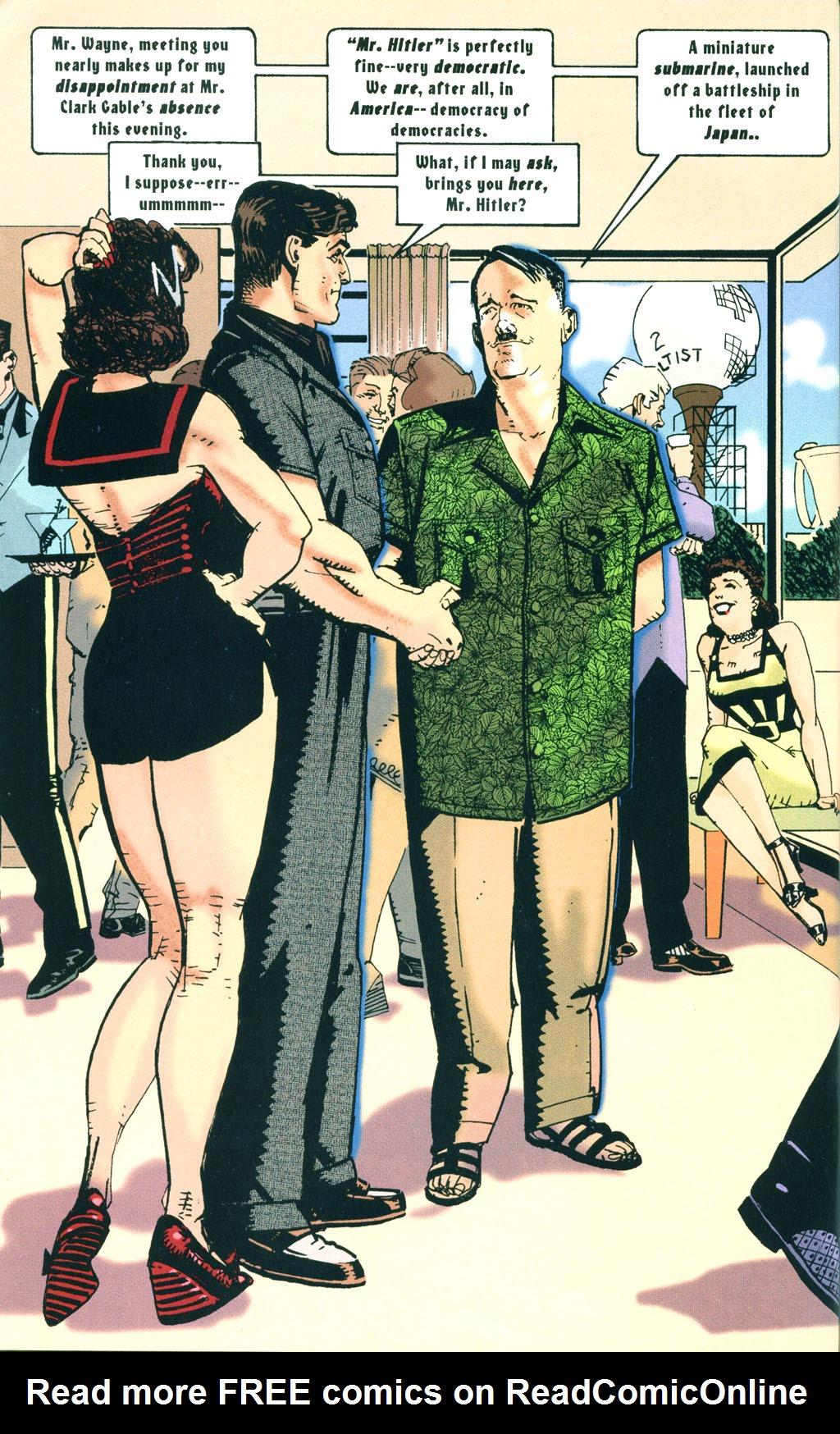 Read online Batman: Dark Allegiances comic -  Issue # Full - 48