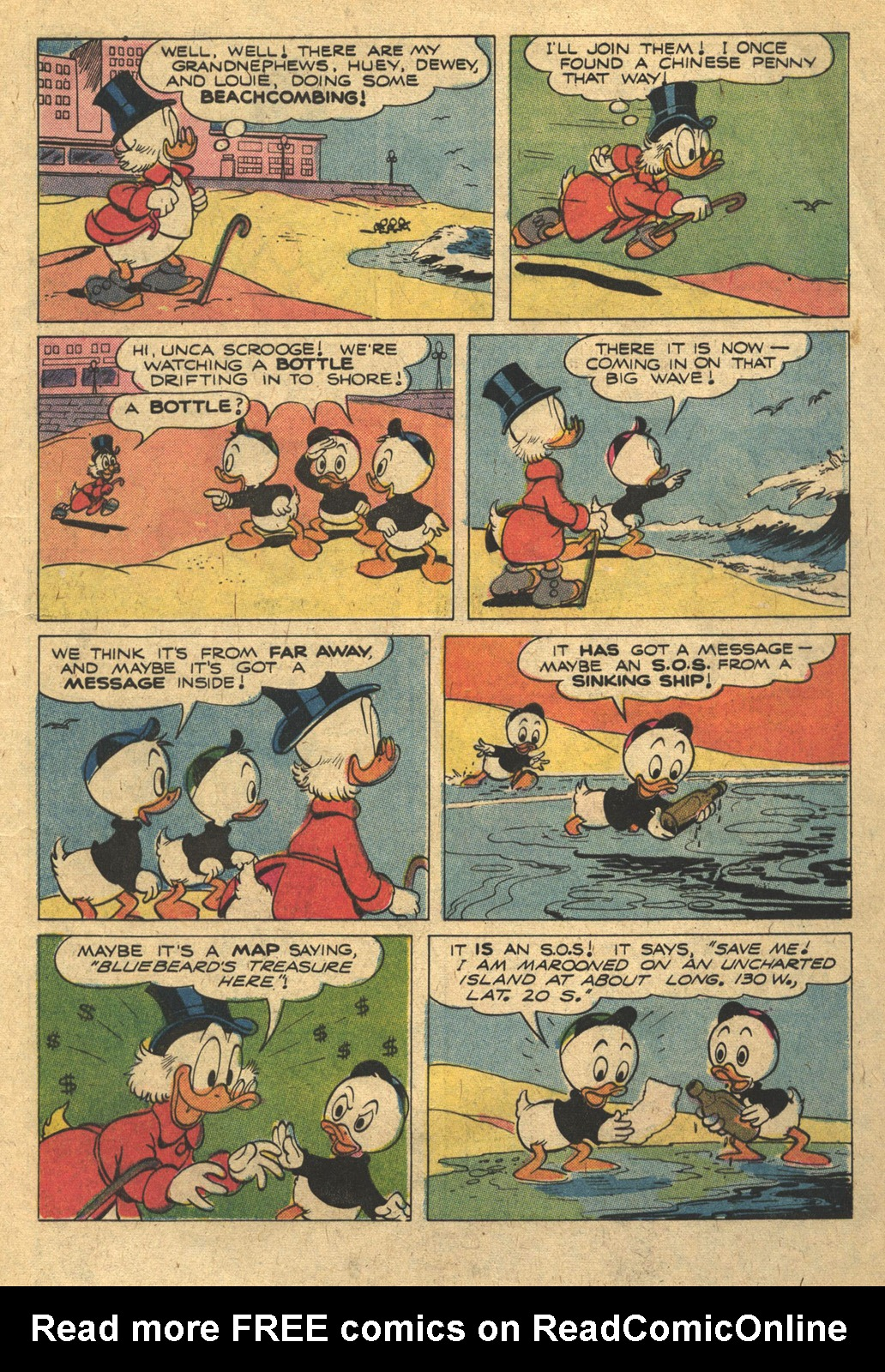 Read online Uncle Scrooge (1953) comic -  Issue #111 - 5