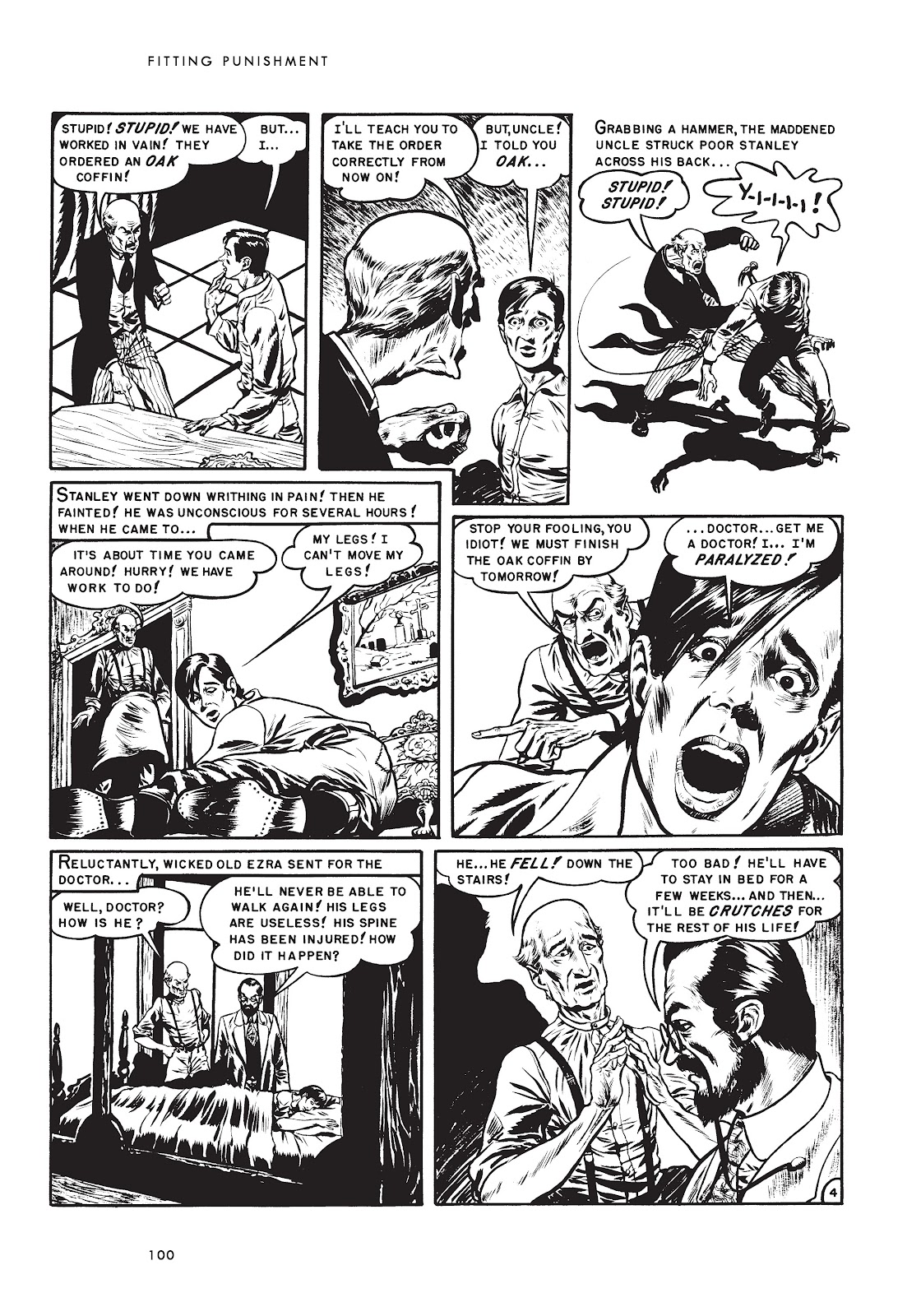 Read online Doctor of Horror and Other Stories comic -  Issue # TPB (Part 2) - 16