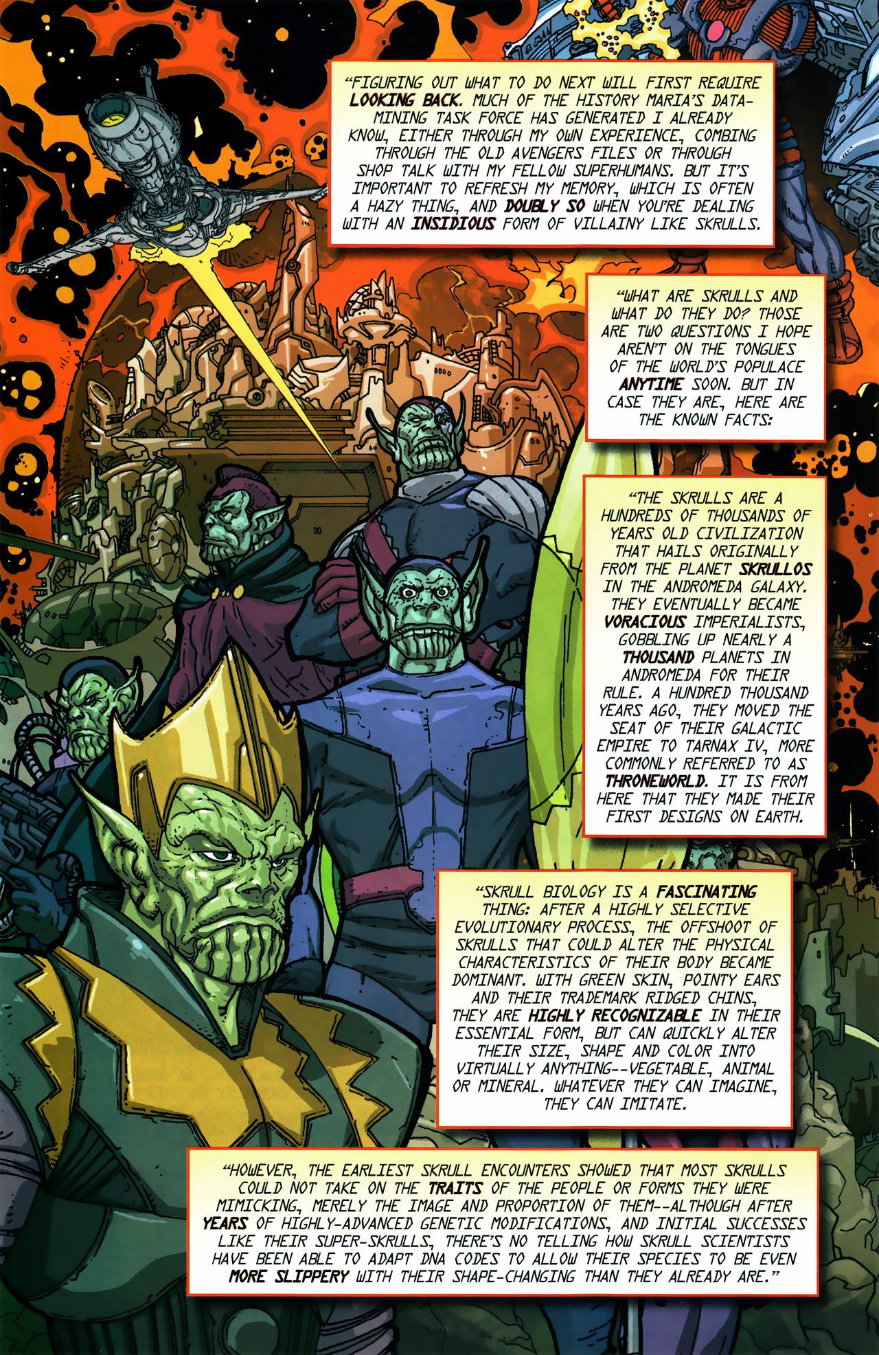 Read online Secret Invasion Saga comic -  Issue # Full - 8