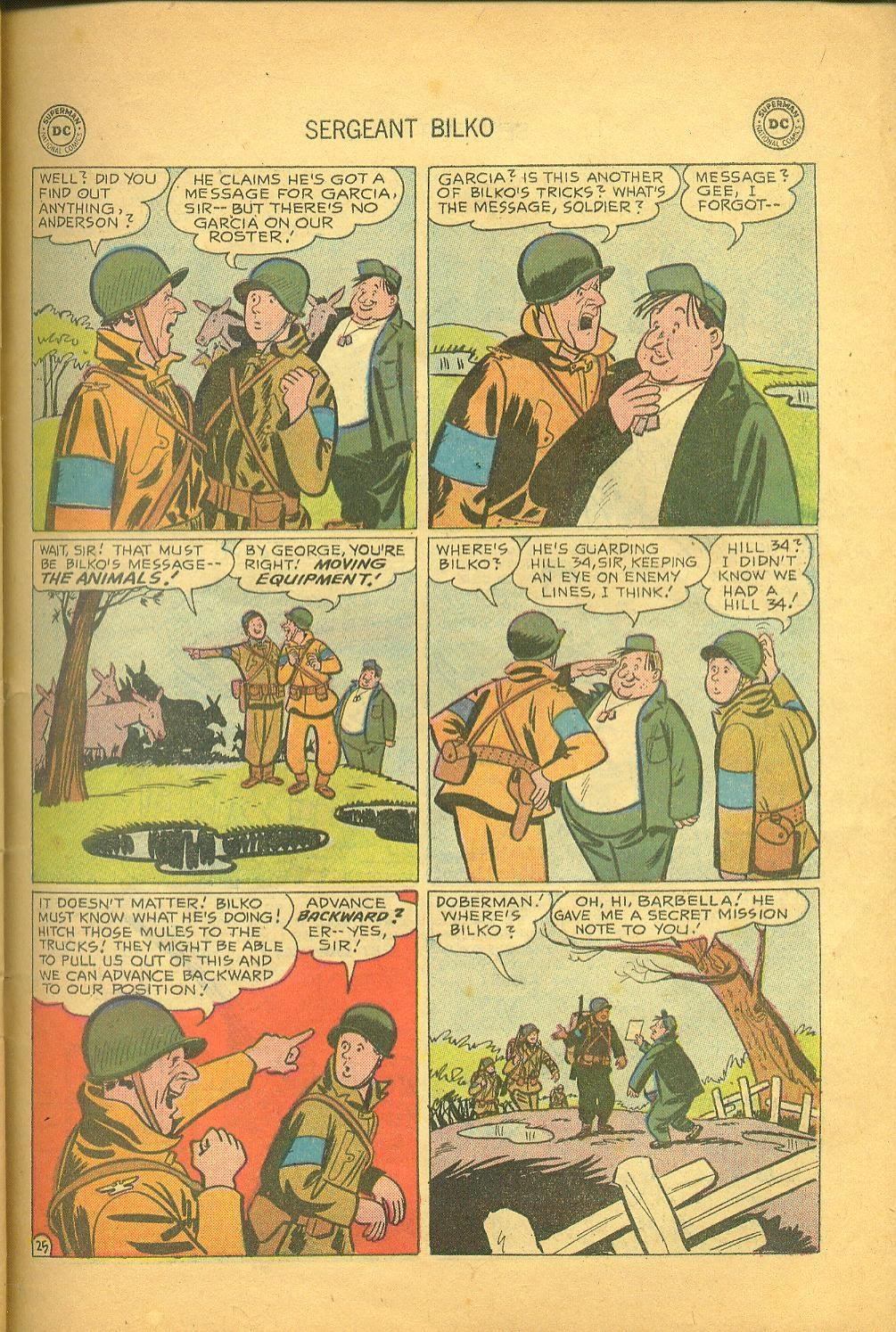 Sergeant Bilko issue 1 - Page 27