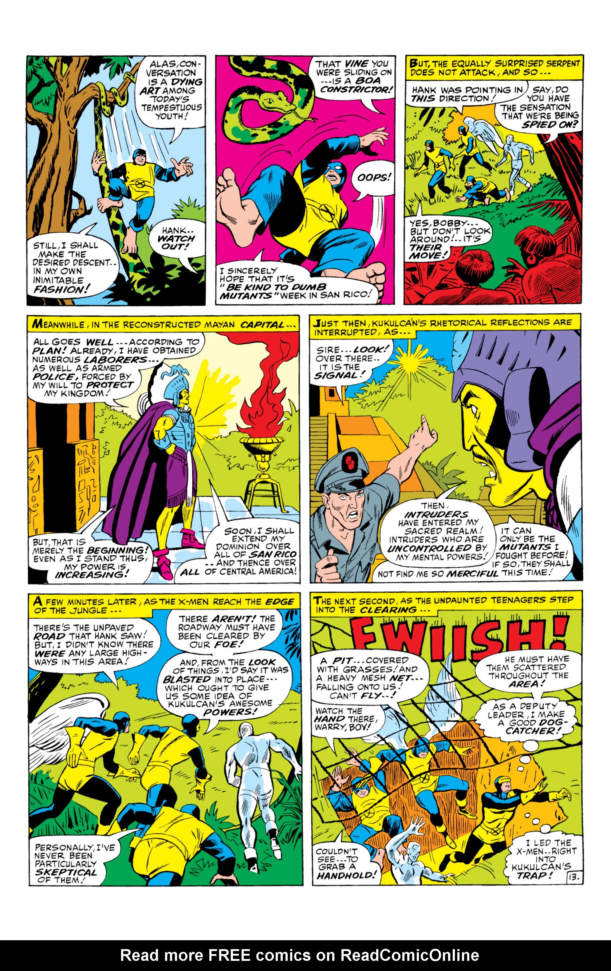 Uncanny X-Men (1963) 26 Page 13