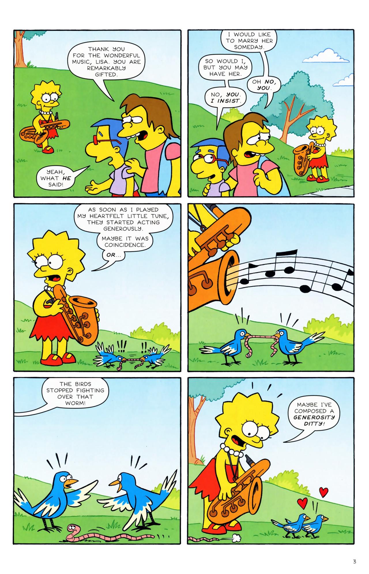 Read online Simpsons Comics comic -  Issue #170 - 4
