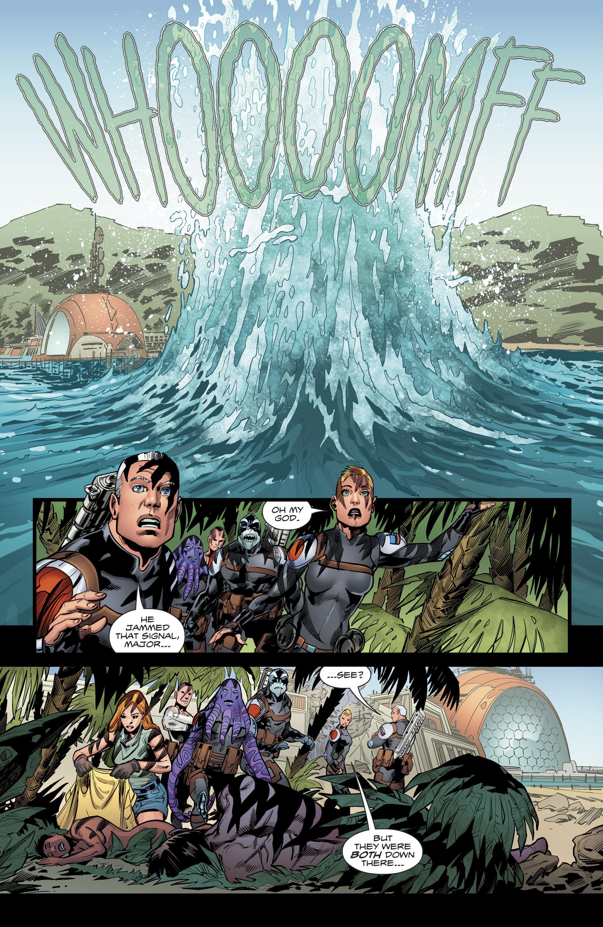 Read online Aquaman (2016) comic -  Issue #22 - 19