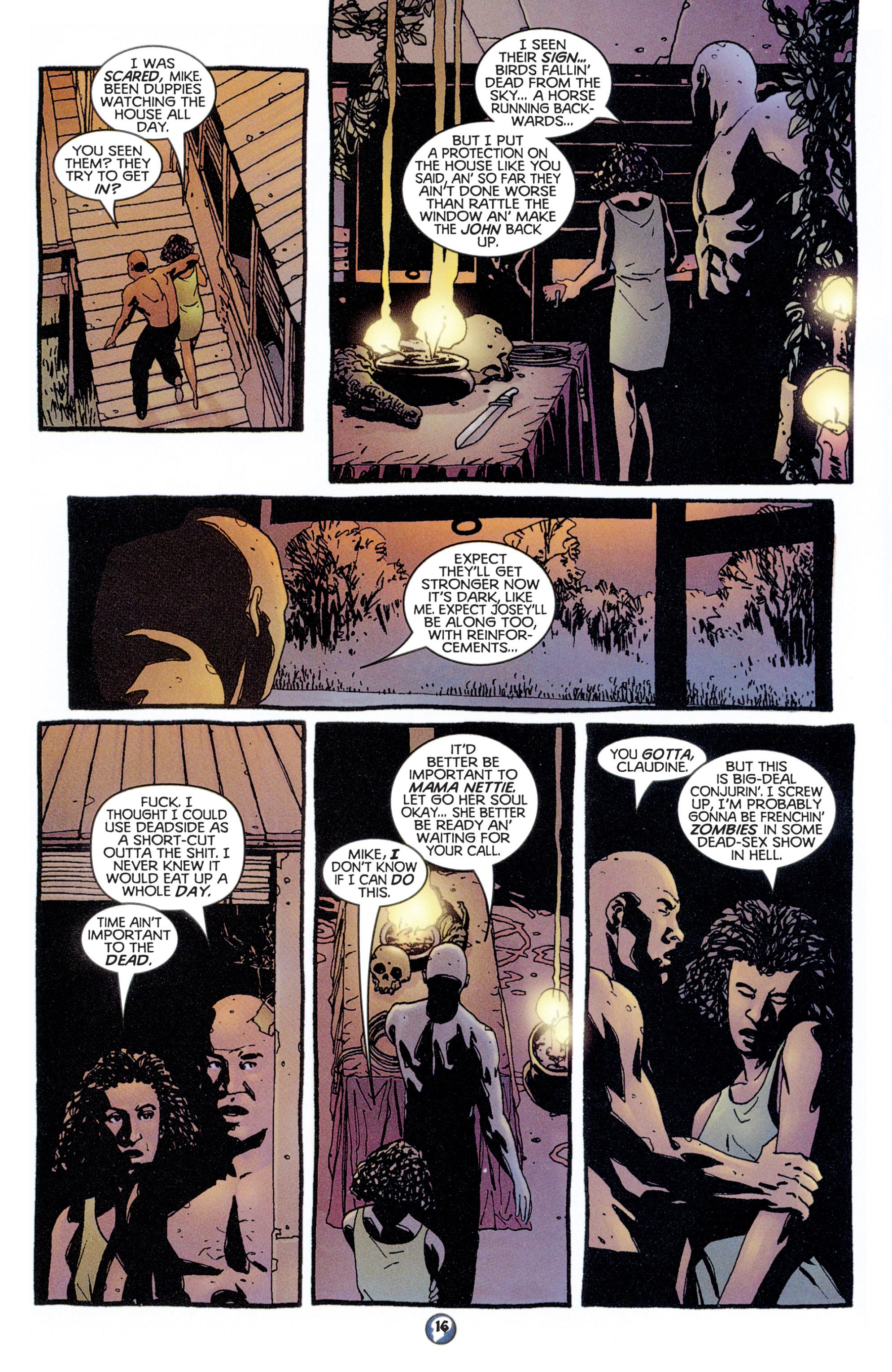 Read online Shadowman (1997) comic -  Issue #8 - 13