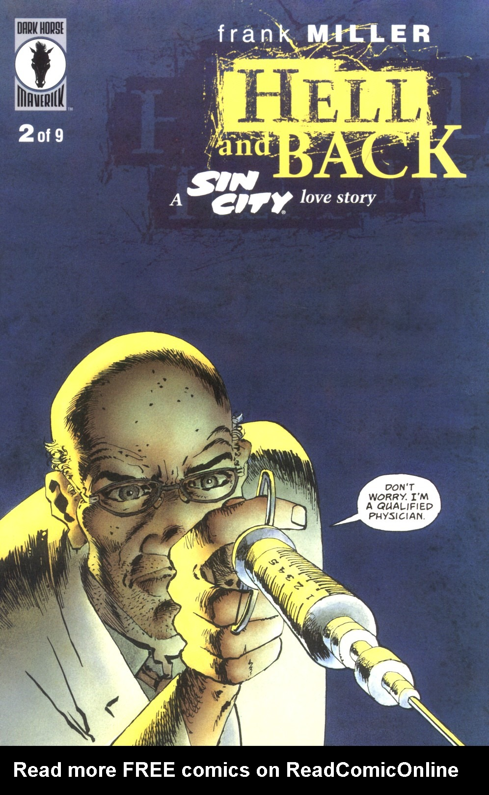 Read online Sin City: Hell and Back comic -  Issue #2 - 1