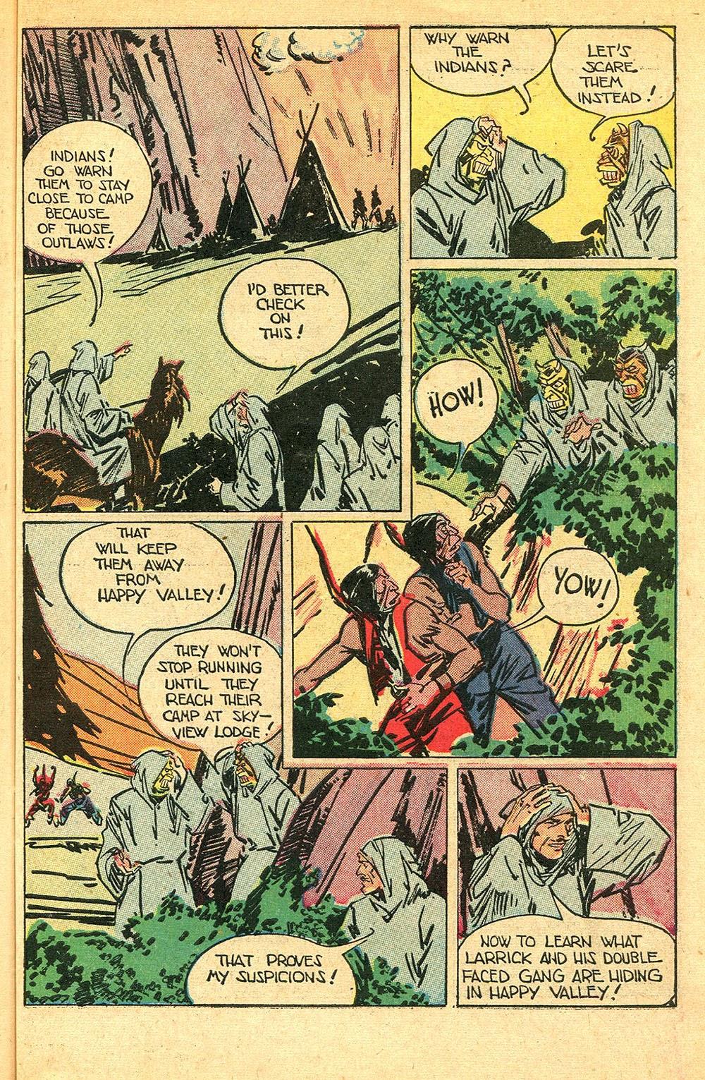Read online Super-Magician Comics comic -  Issue #56 - 43