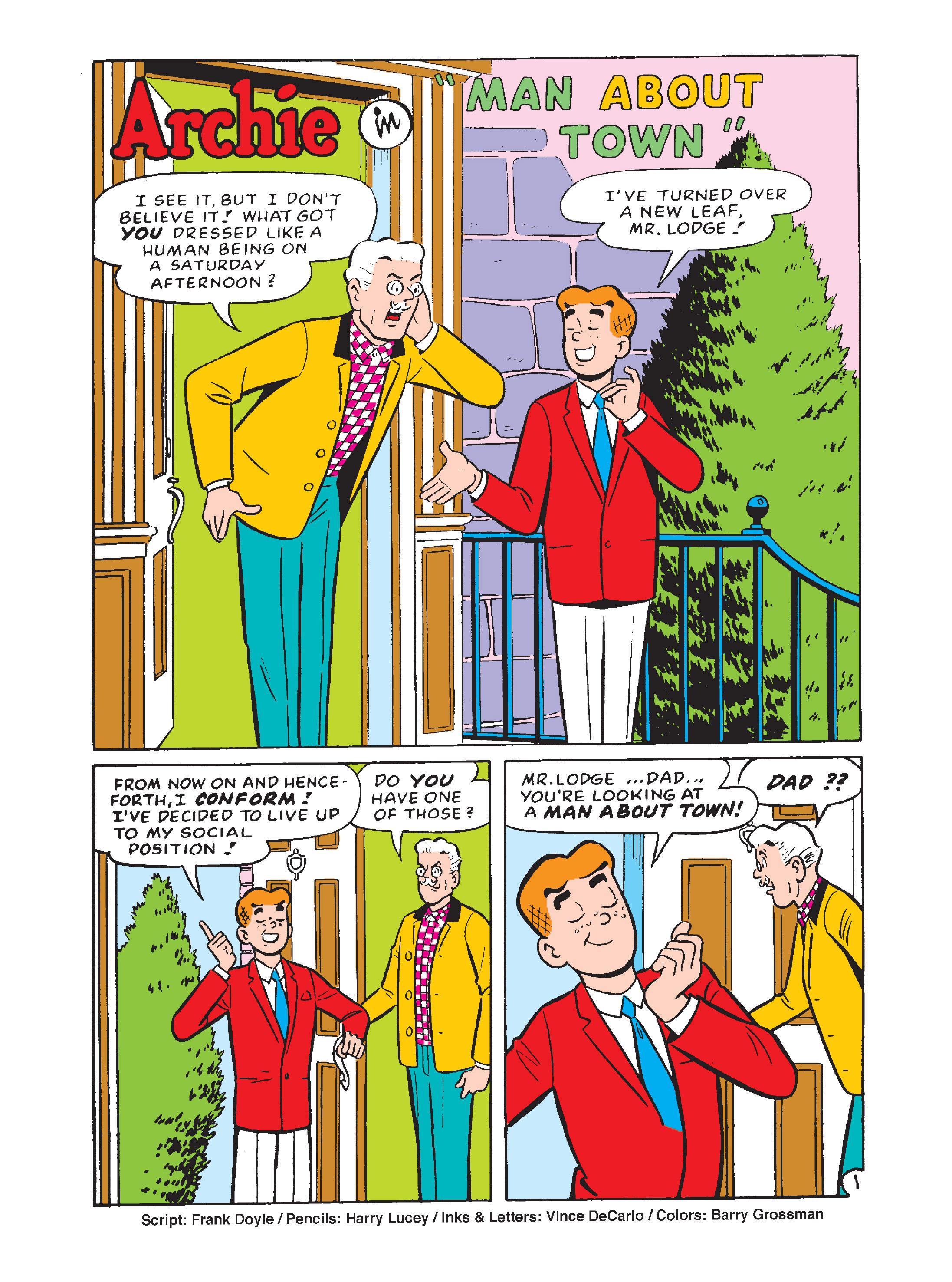 Read online Archie 1000 Page Comics Bonanza comic -  Issue #2 (Part 2) - 15