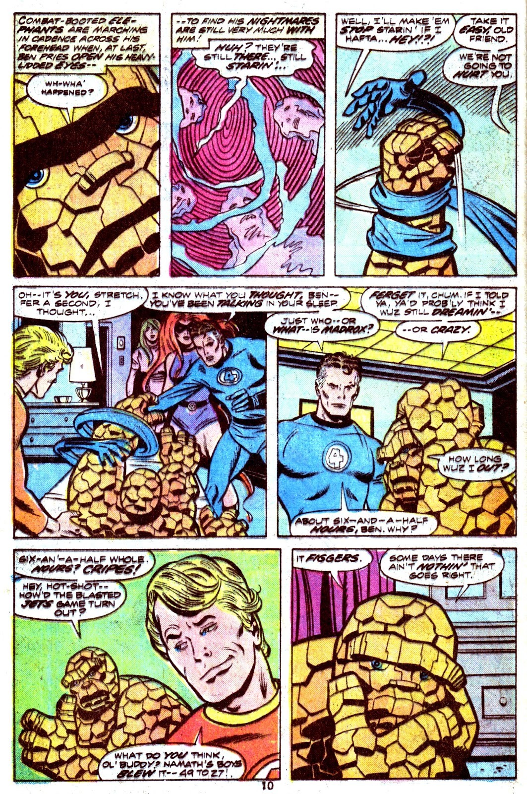 Giant-Size Fantastic Four issue 4 - Page 12
