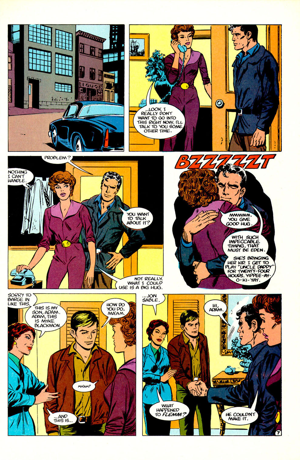 Jon Sable, Freelance issue 51 - Page 9