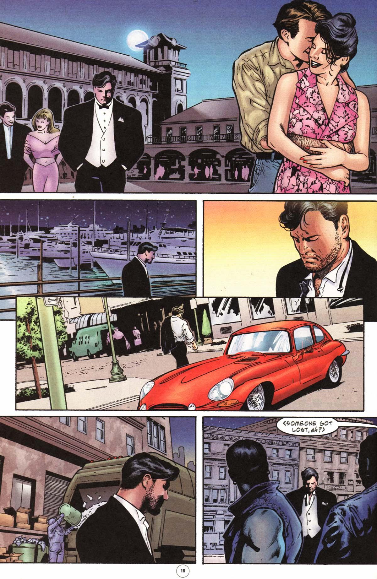 Read online Batman: No Man's Land comic -  Issue #0 - 14