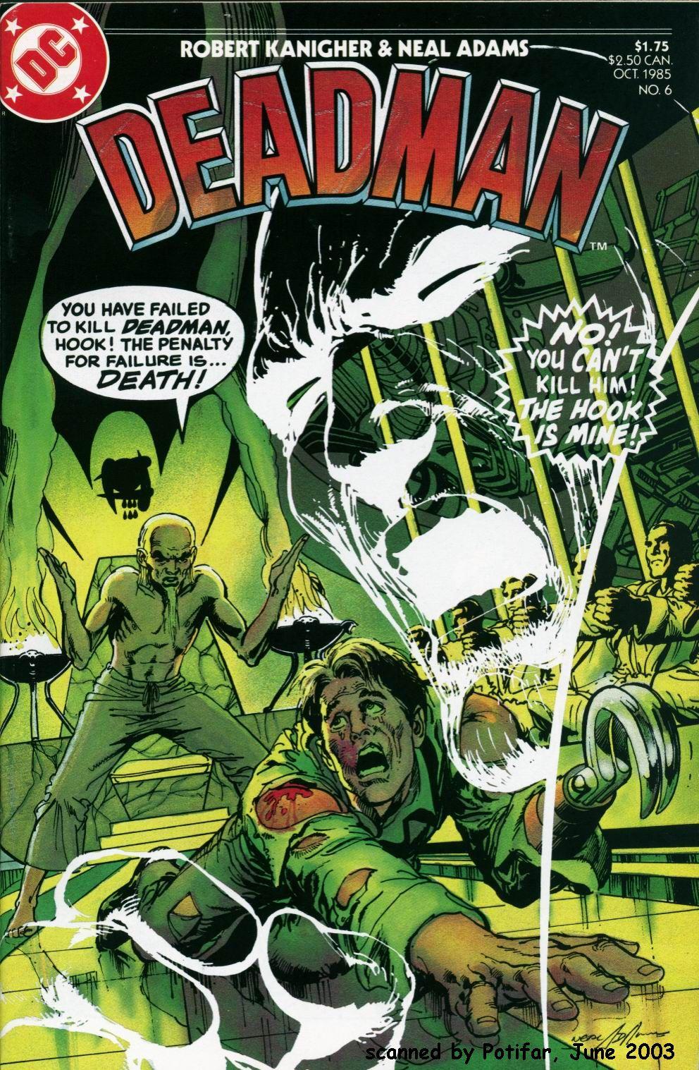 Deadman (1985) 6 Page 1