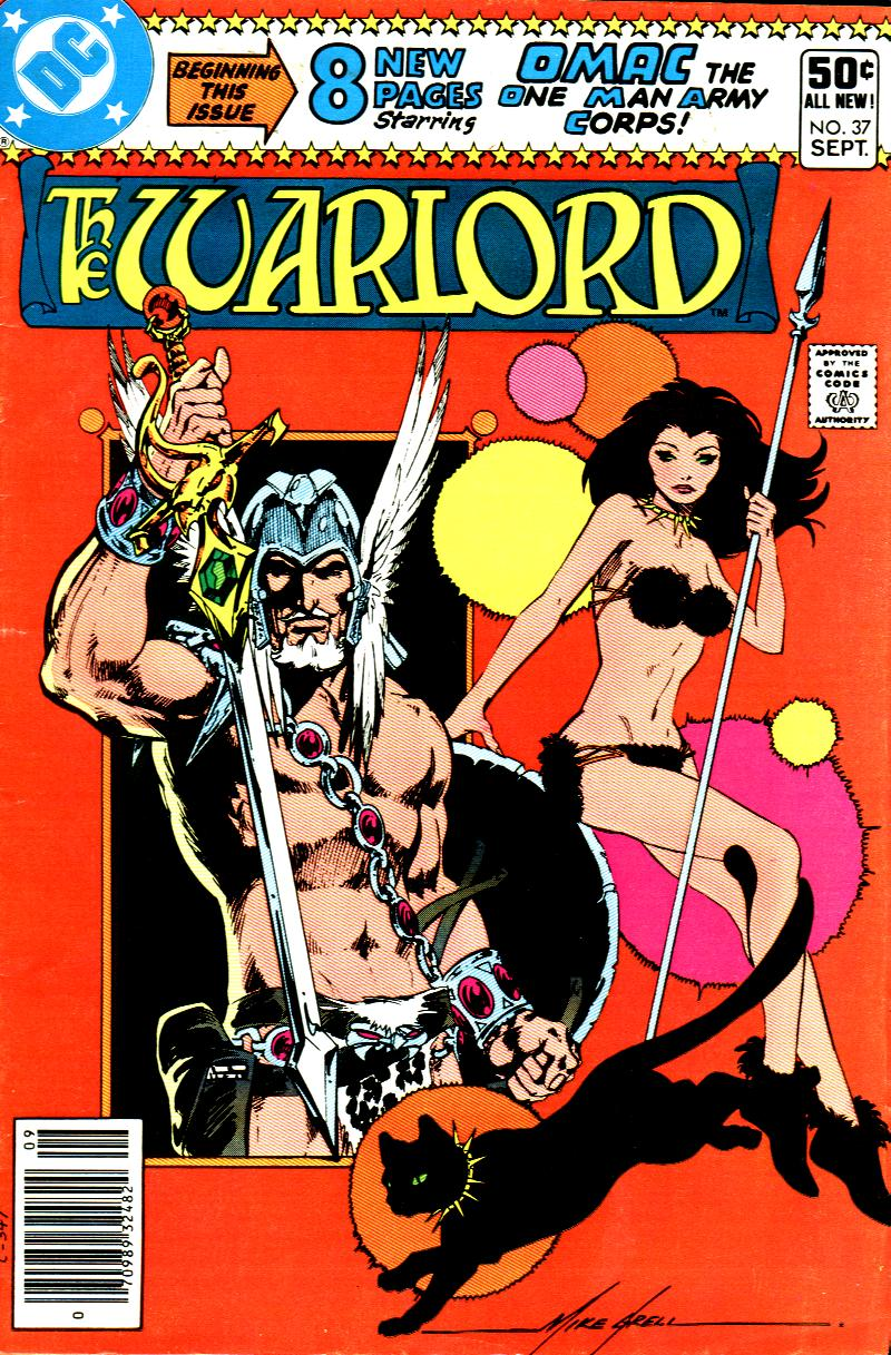 Warlord (1976) 37 Page 1