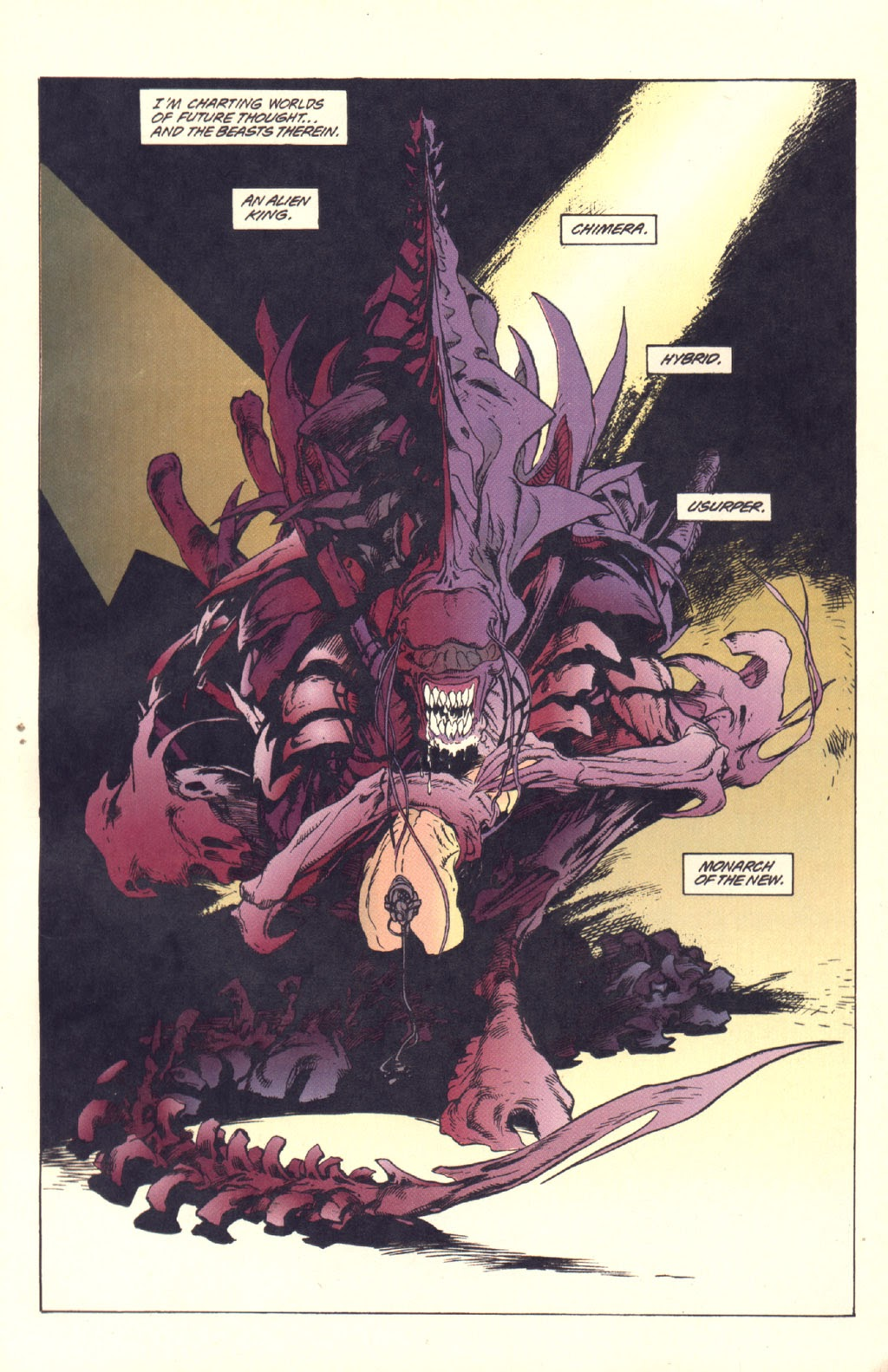 Read online Aliens: Rogue comic -  Issue #1 - 58