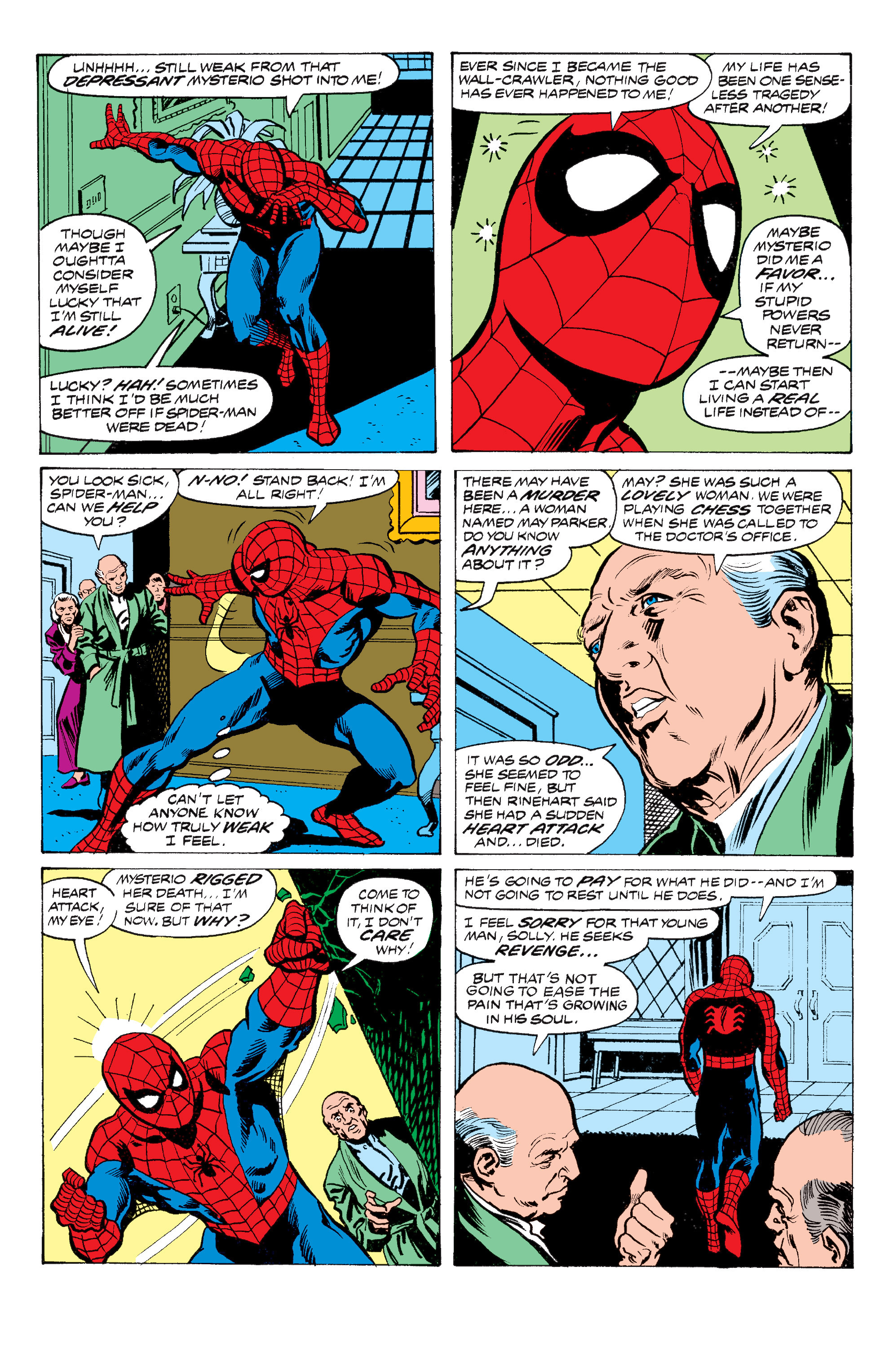 The Amazing Spider-Man (1963) 200 Page 2