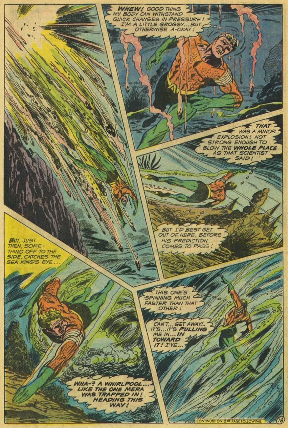Aquaman (1962) issue 45 - Page 24