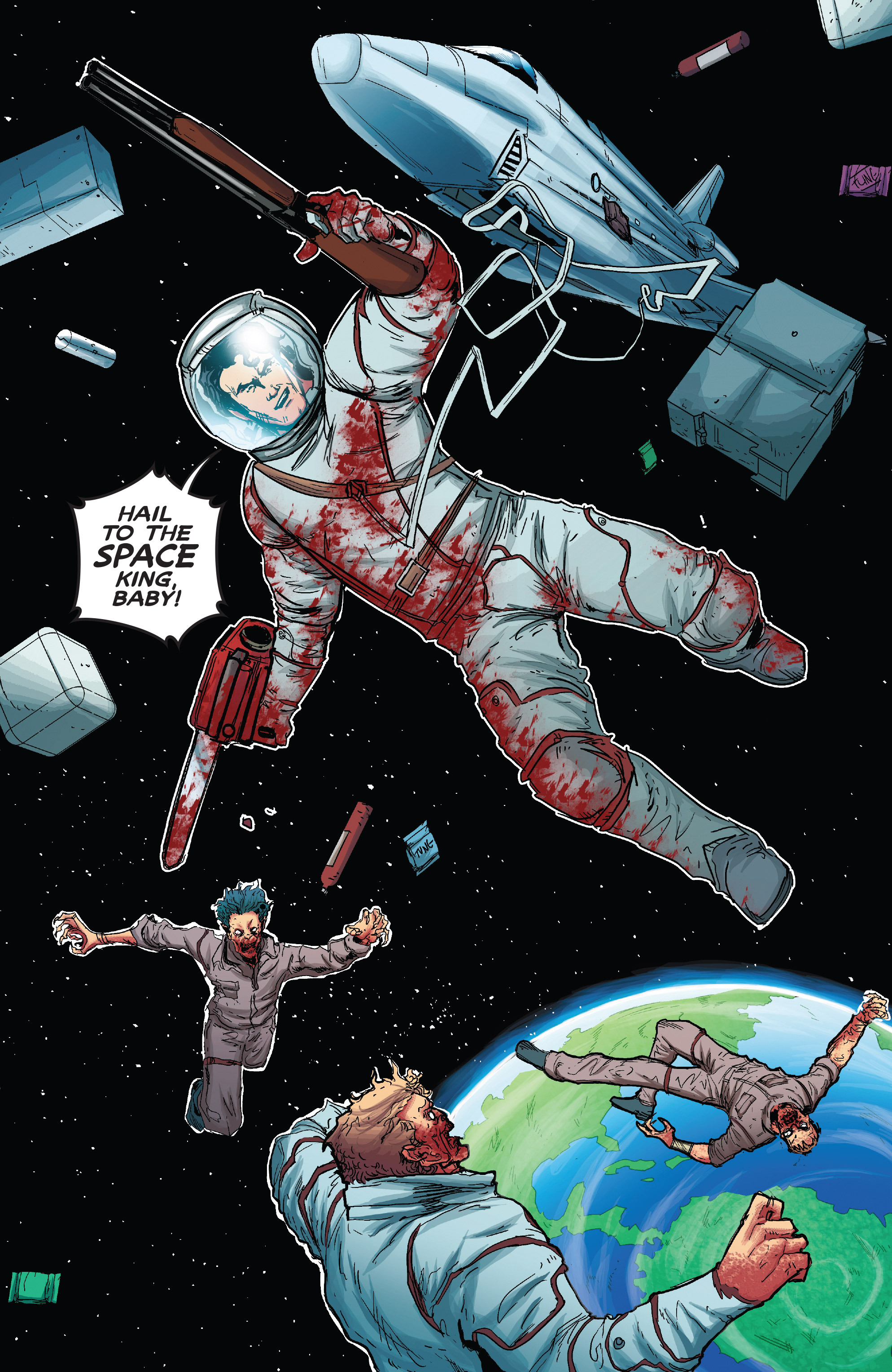 Read online Army of Darkness (2014) comic -  Issue #1 - 15