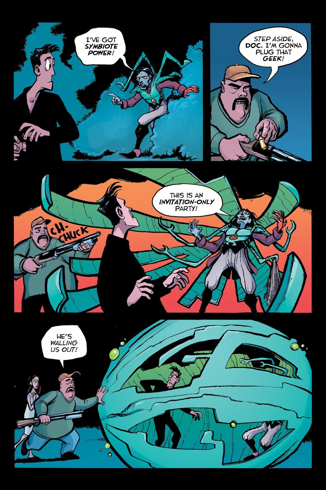 Read online Creature Tech (2019) comic -  Issue # TPB (Part 2) - 92