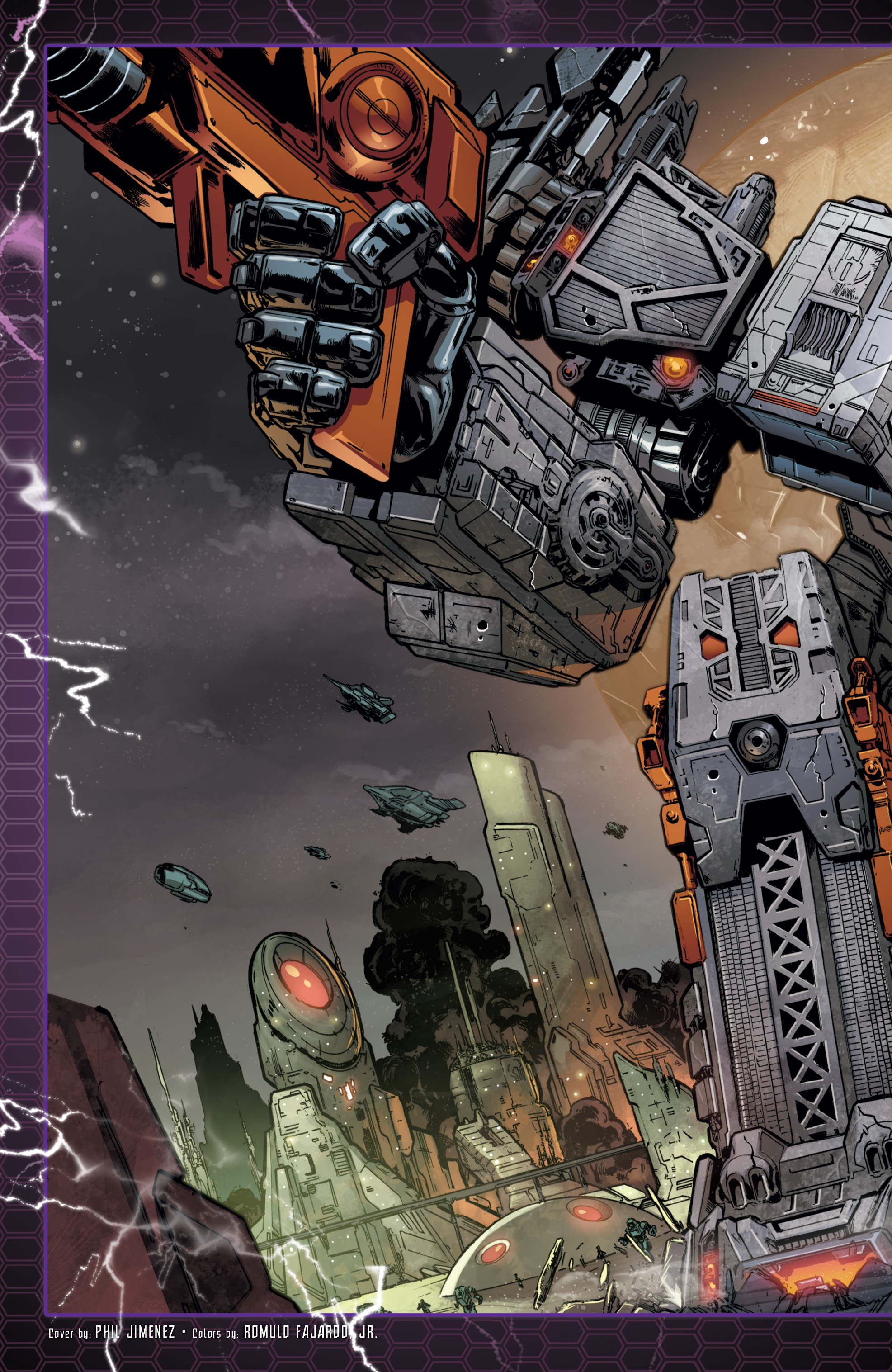 Read online The Transformers: Dark Cybertron Finale comic -  Issue # Full - 149
