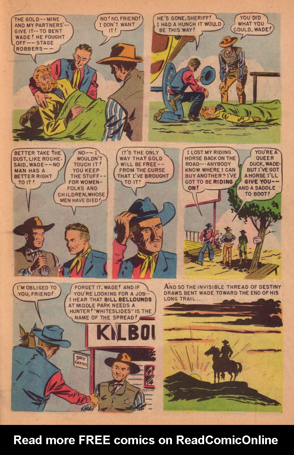 Four Color Comics issue 301 - Page 27