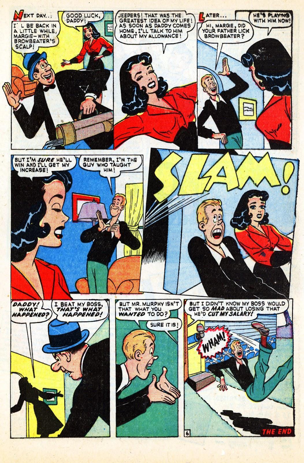 Georgie Comics (1945) issue 17 - Page 25