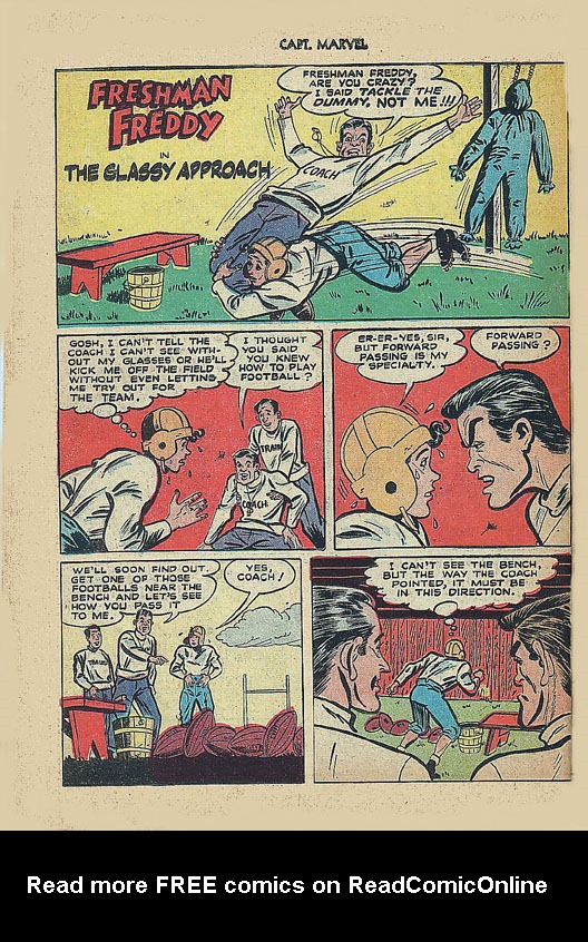 Captain Marvel Adventures issue 89 - Page 33