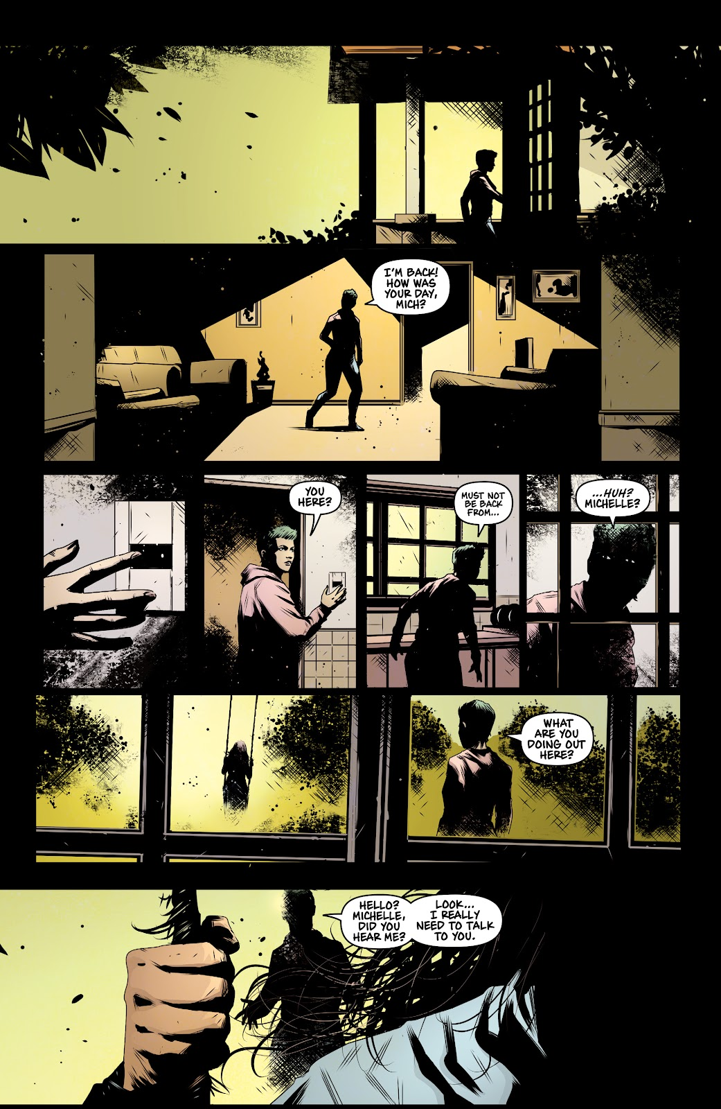 Read online Devil Within comic -  Issue #3 - 14