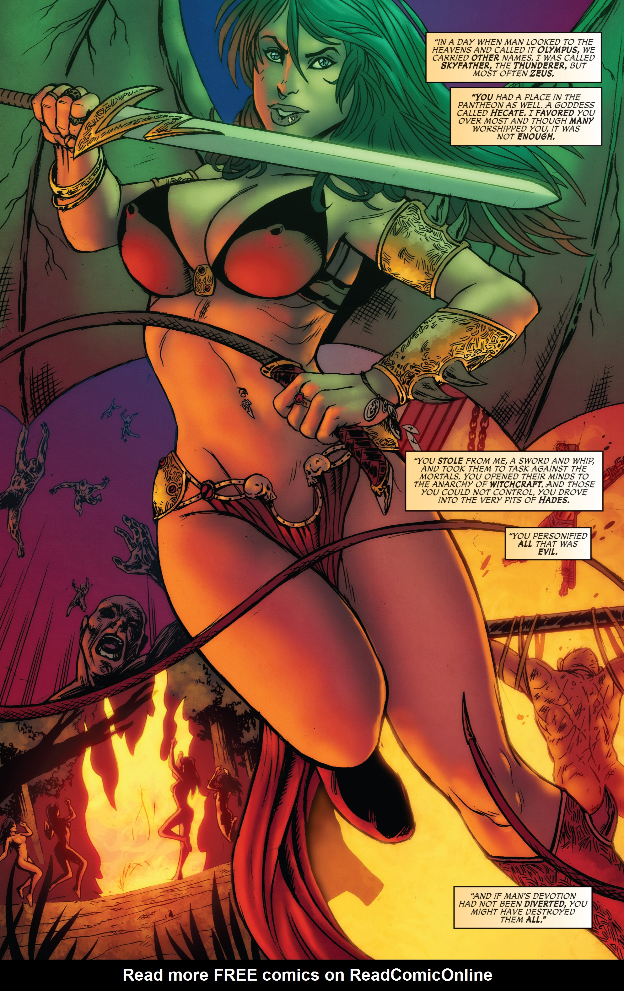 Read online Grimm Fairy Tales presents Grimm Universe comic -  Issue # TPB - 19