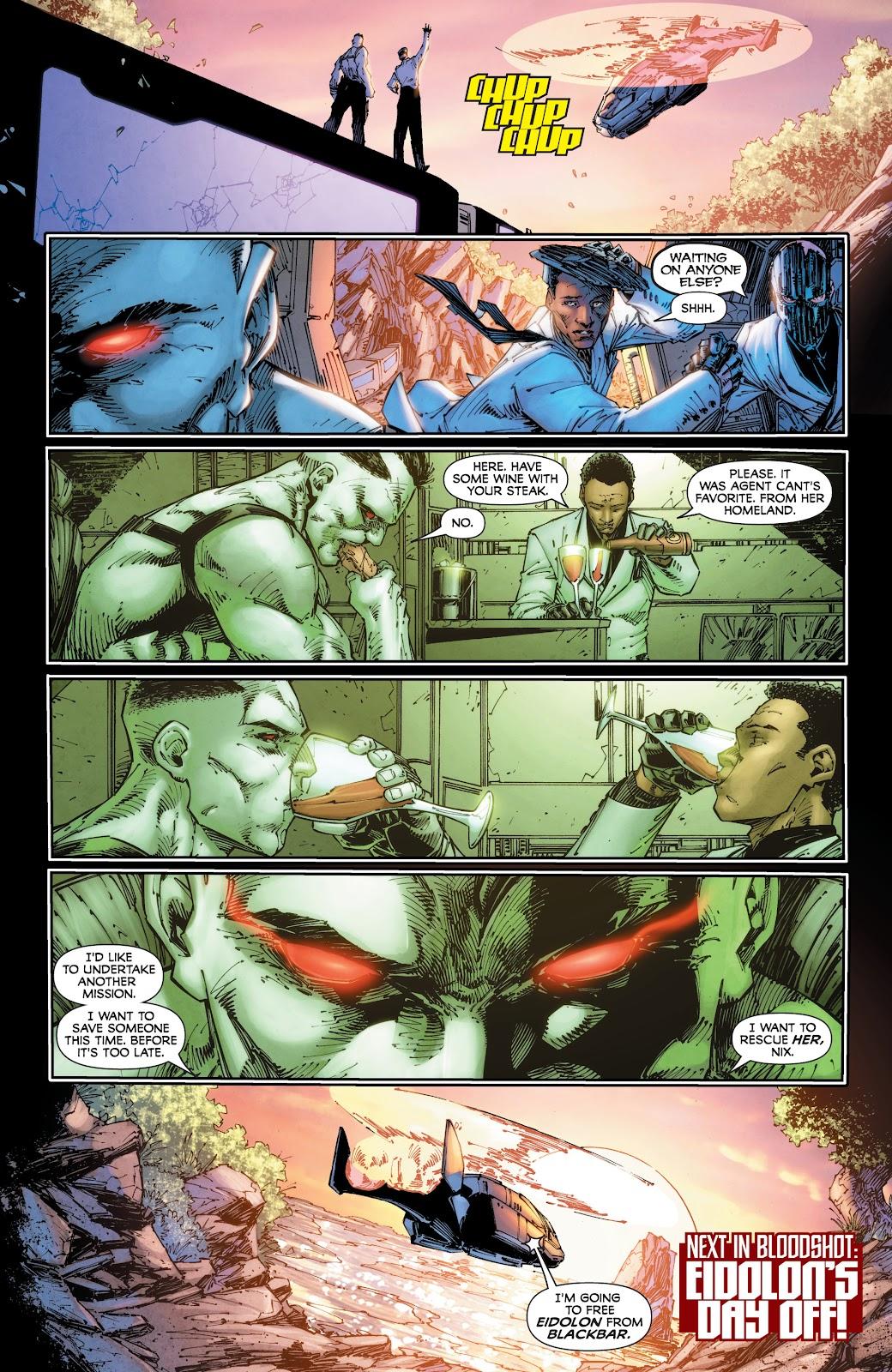Read online Bloodshot (2019) comic -  Issue #4 - 22