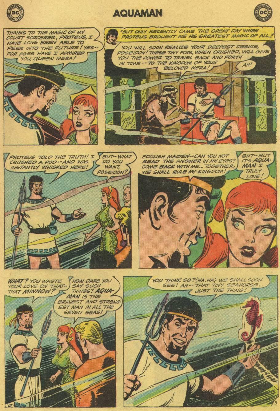 Read online Aquaman (1962) comic -  Issue #17 - 5
