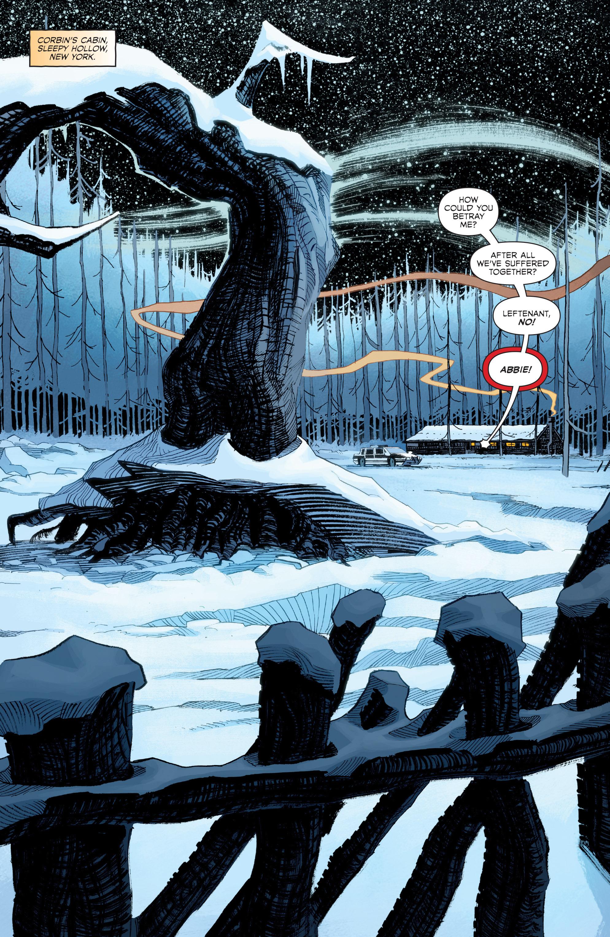 Read online Sleepy Hollow (2014) comic -  Issue #2 - 3