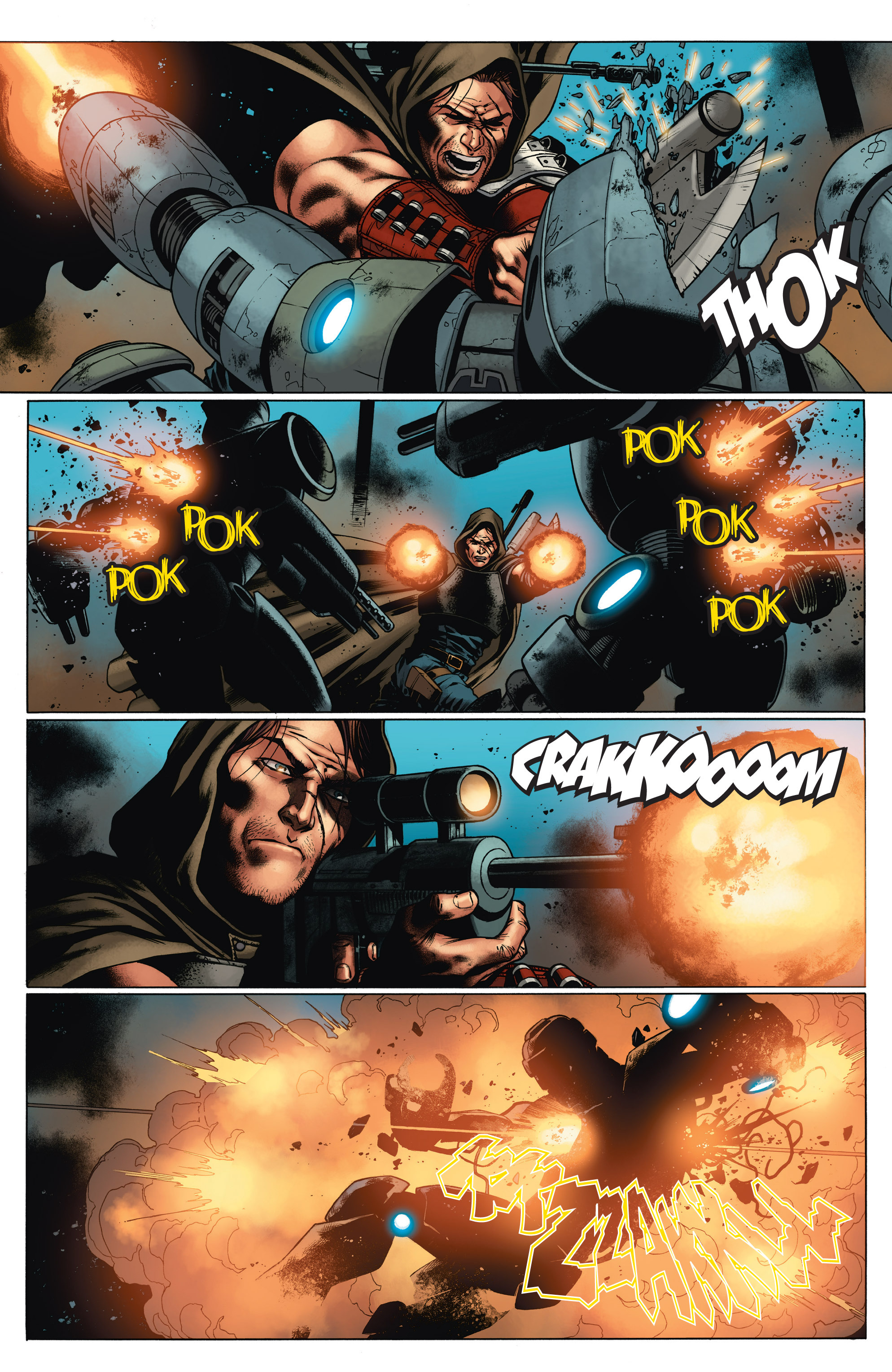 Read online Armor Hunters: Aftermath comic -  Issue # Full - 16