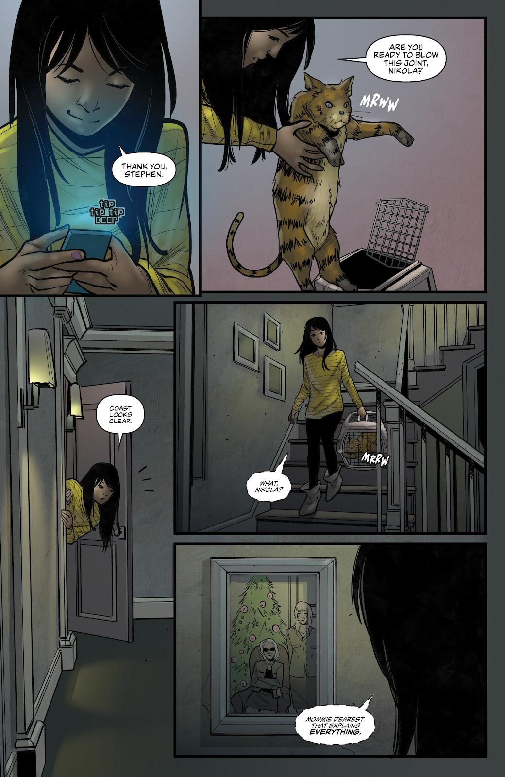 Read online Summit comic -  Issue #12 - 9