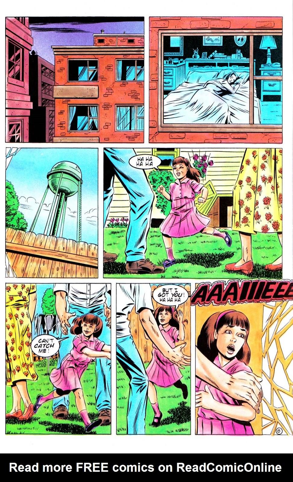 Read online Freddy's Dead: The Final Nightmare comic -  Issue #1 - 10