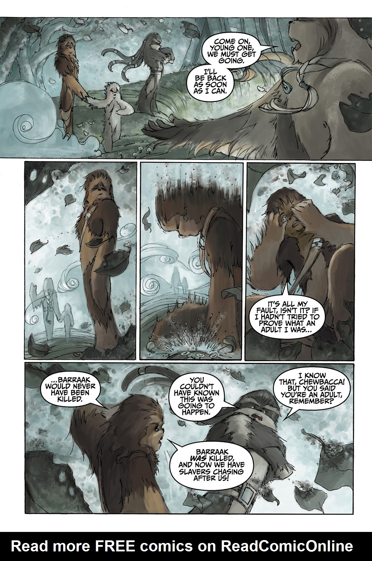Read online Star Wars Omnibus comic -  Issue # Vol. 33 - 441