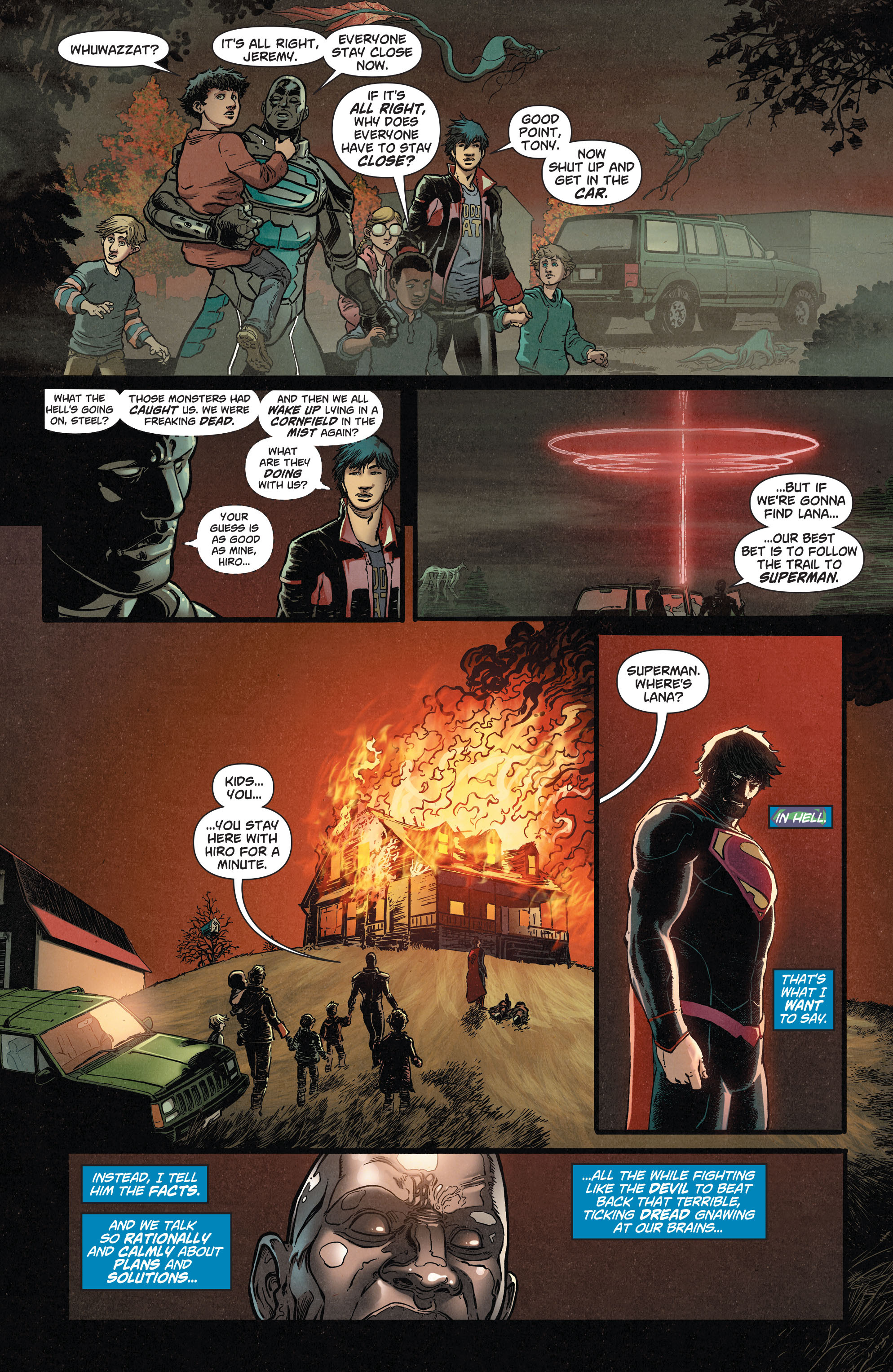Read online Action Comics (2011) comic -  Issue #38 - 15