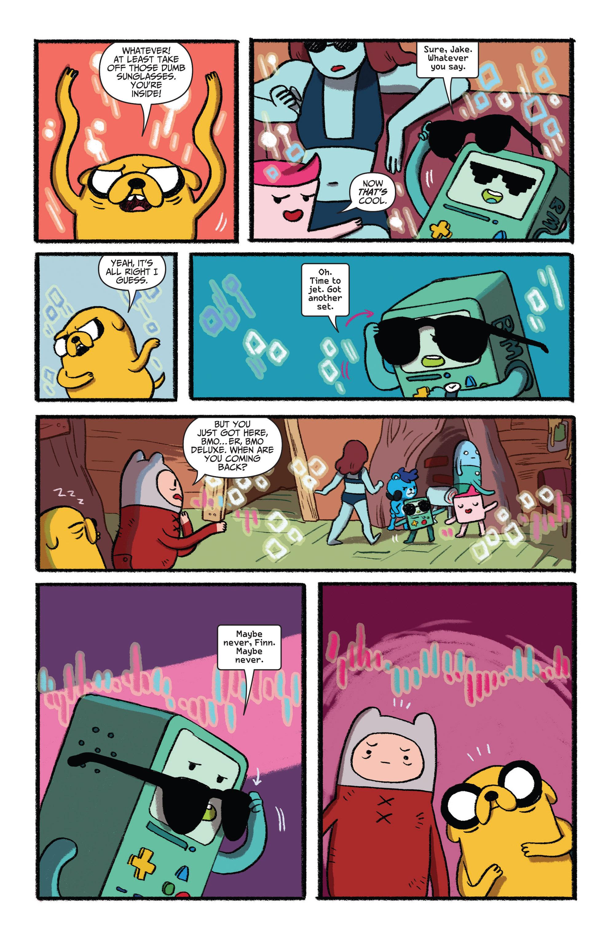 Read online Adventure Time Comics comic -  Issue #3 - 6