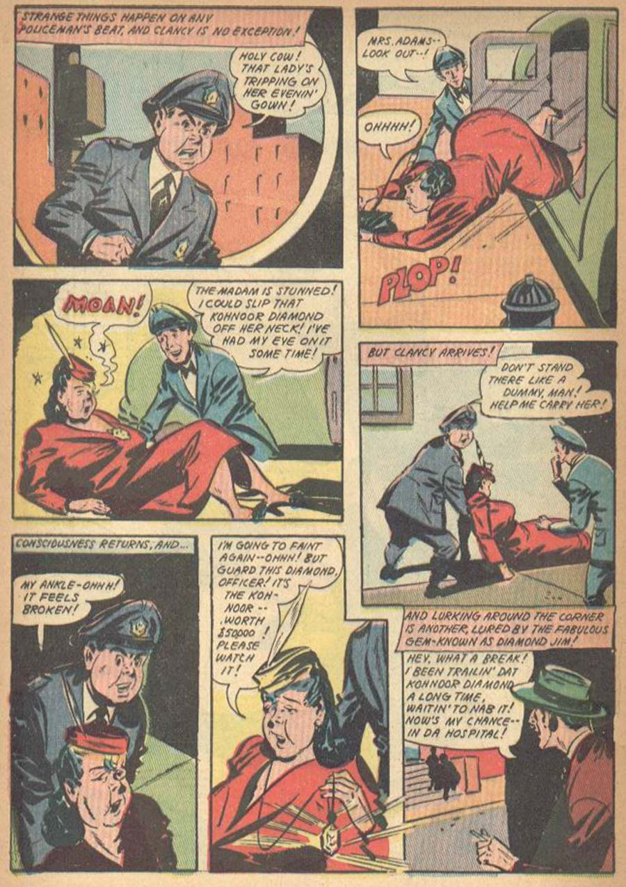Zip Comics issue 47 - Page 5