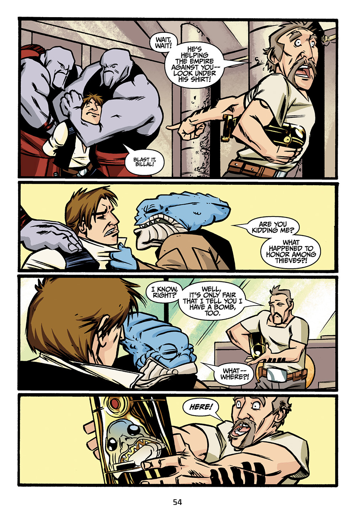 Read online Star Wars Omnibus comic -  Issue # Vol. 33 - 56