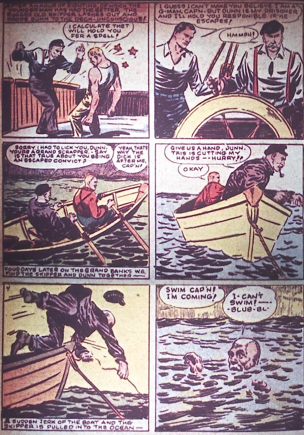 Detective Comics (1937) 8 Page 5