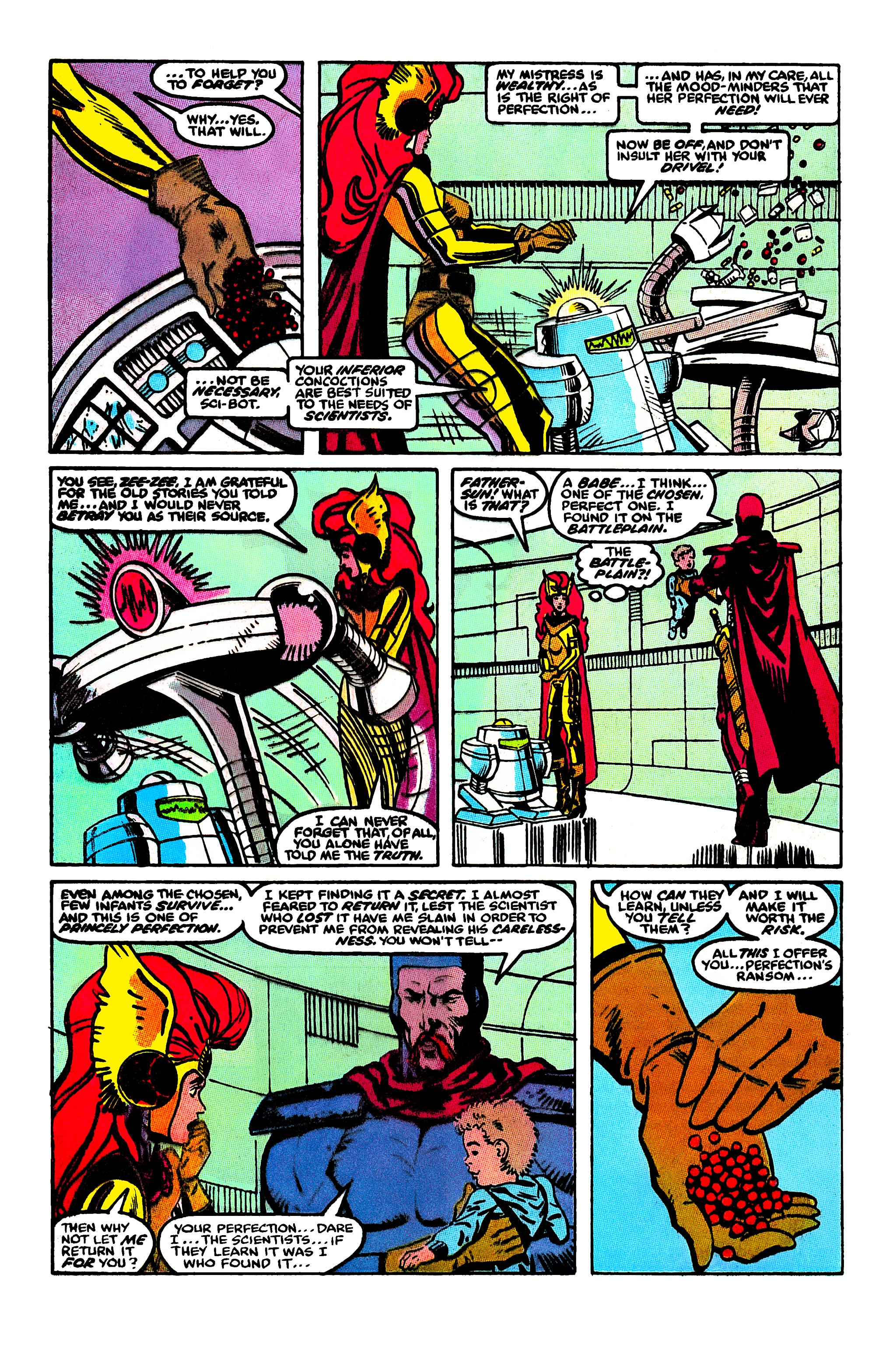 Read online X-Factor (1986) comic -  Issue #44 - 18