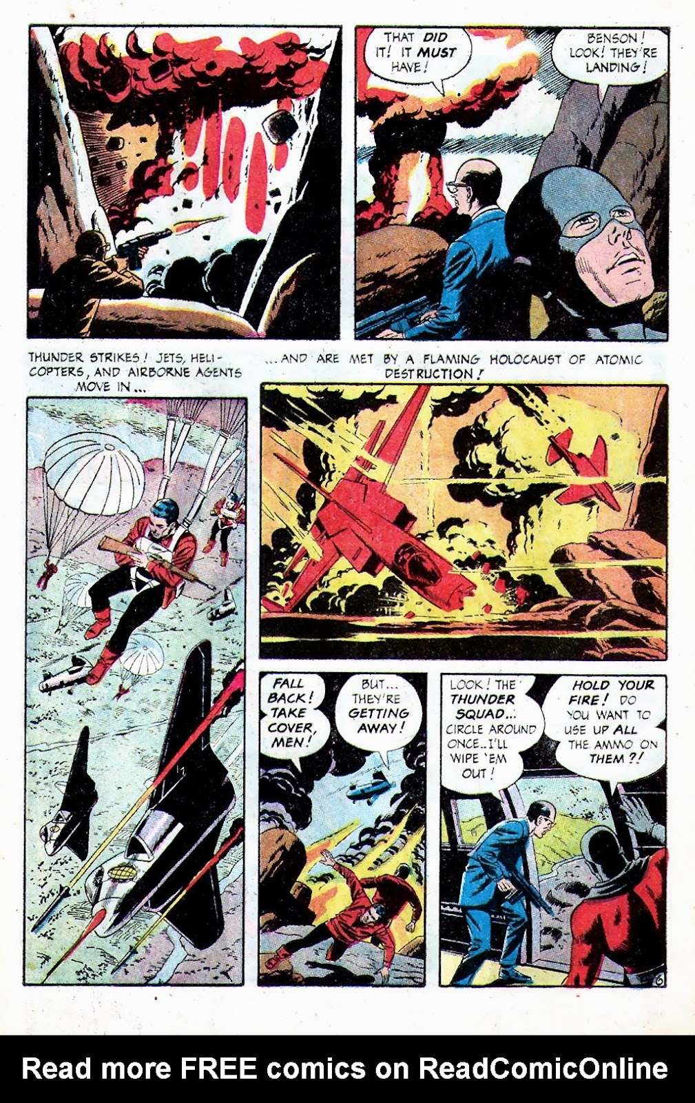 T.H.U.N.D.E.R. Agents (1965) issue 13 - Page 7