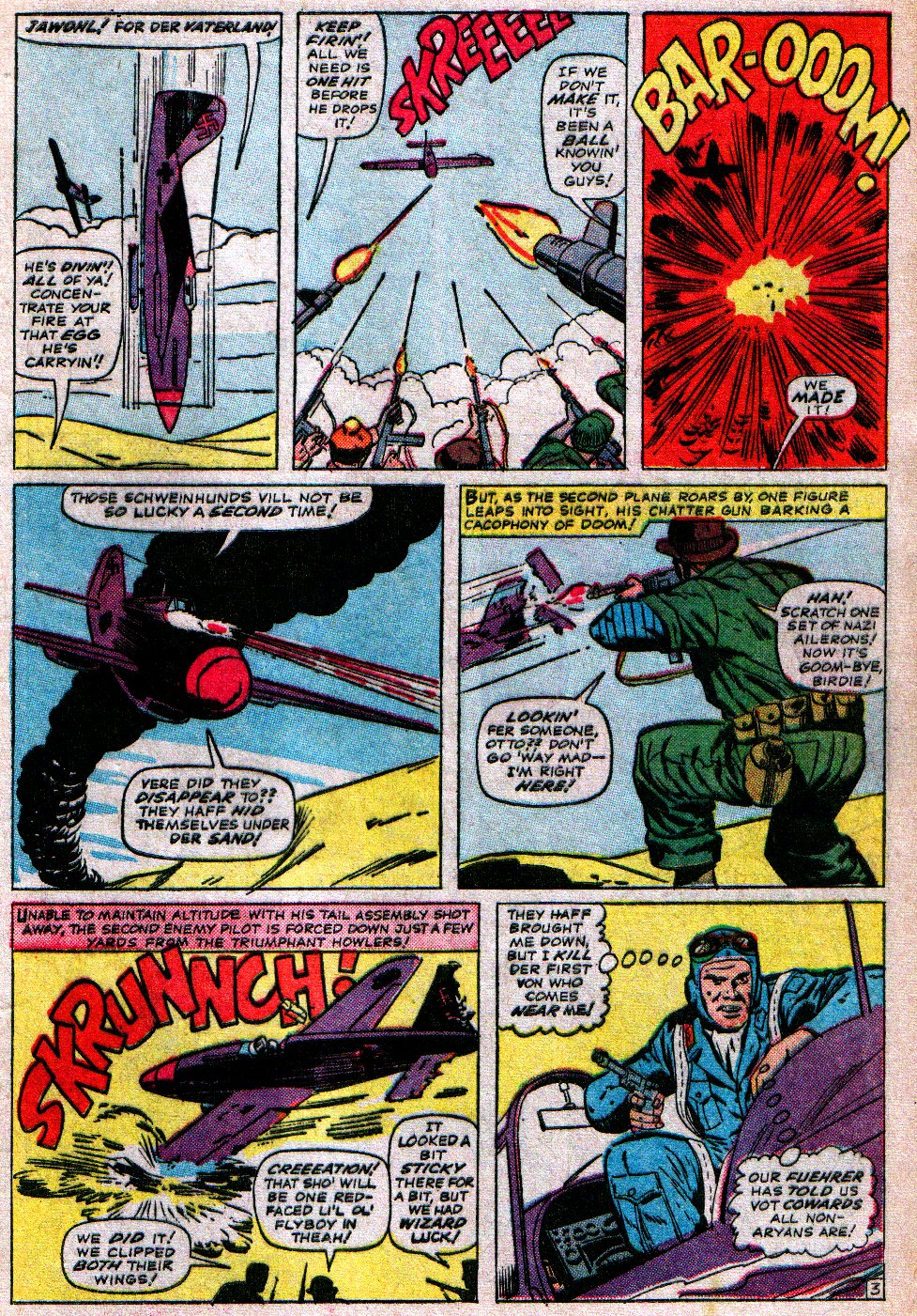 Read online Sgt. Fury comic -  Issue #17 - 5