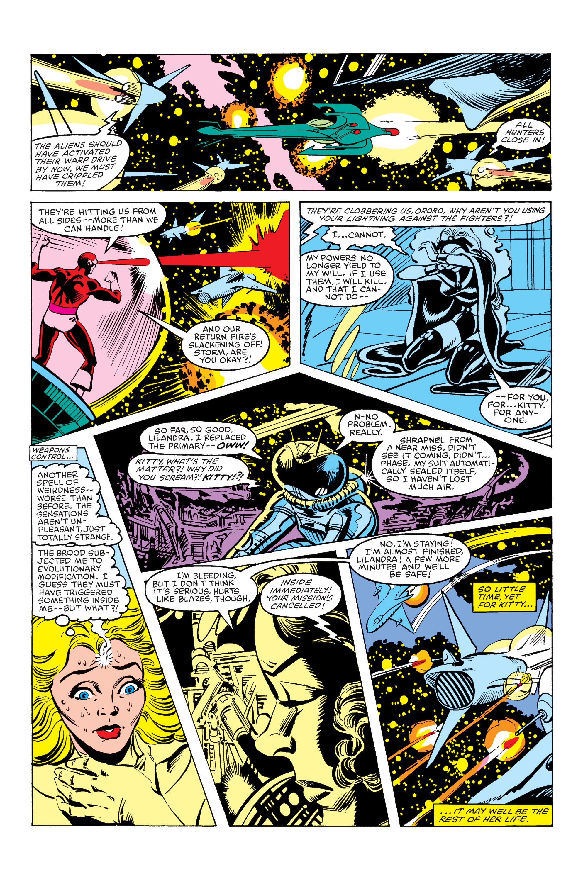 Read online Uncanny X-Men (1963) comic -  Issue #164 - 9