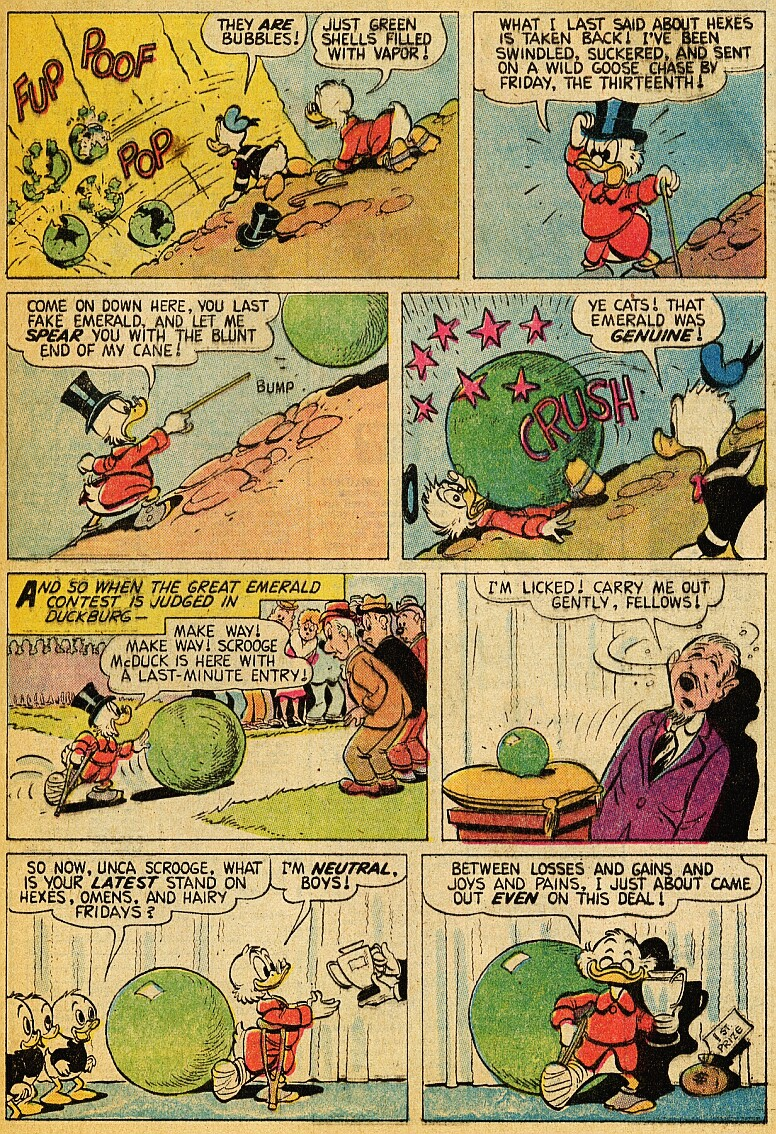Read online Uncle Scrooge (1953) comic -  Issue #157 - 29