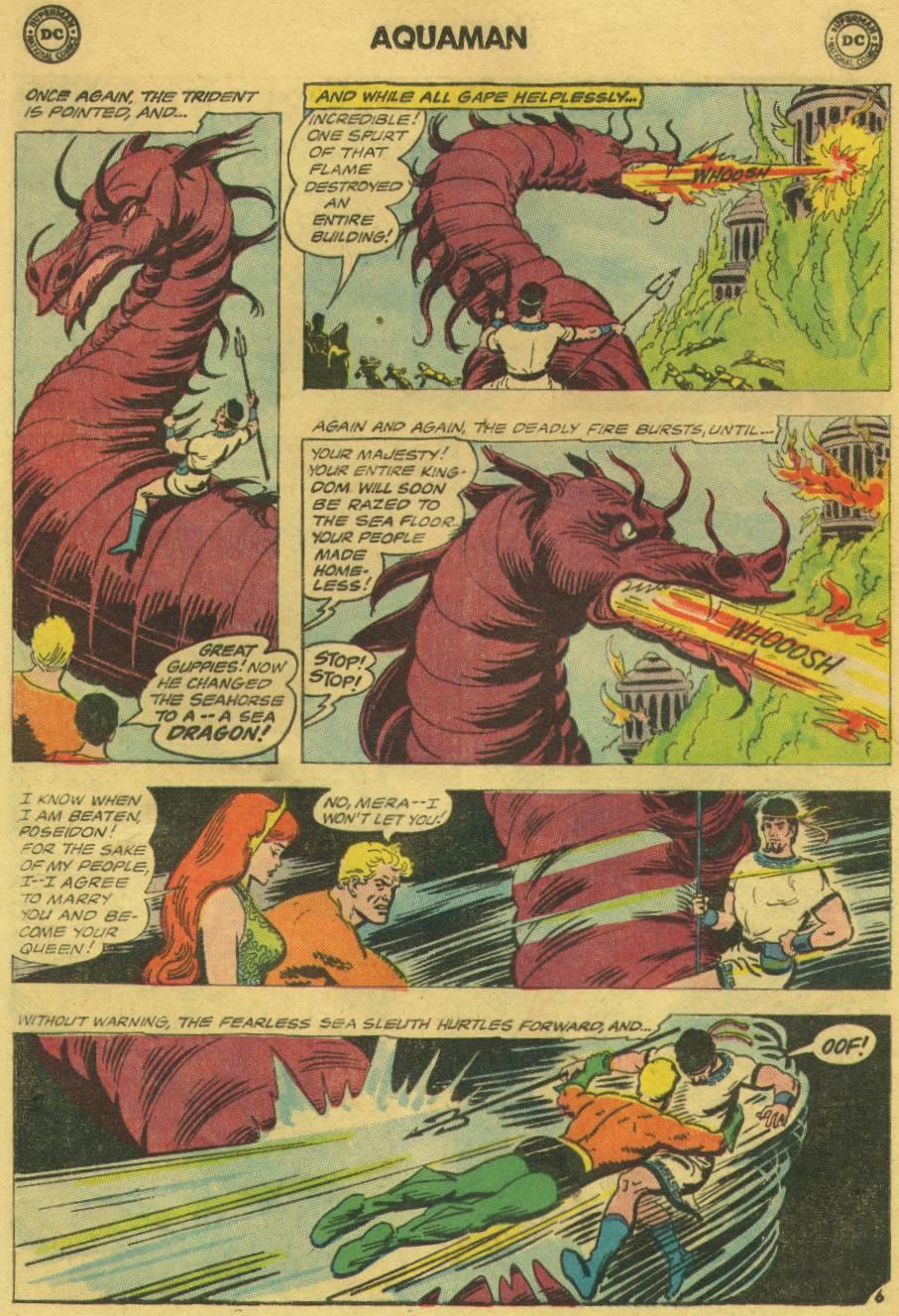 Read online Aquaman (1962) comic -  Issue #17 - 8
