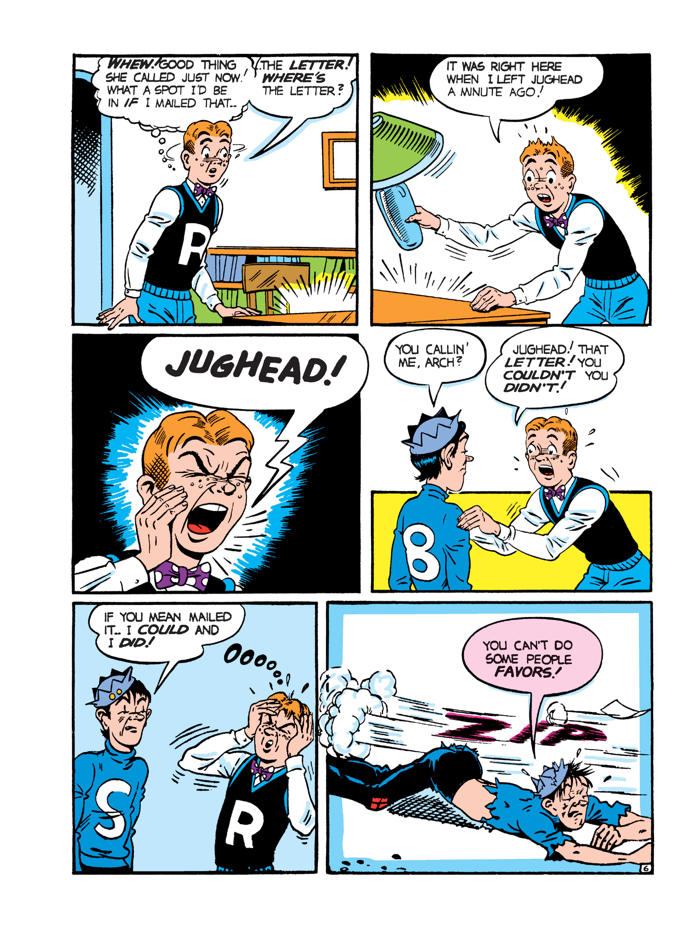 Read online Archie Giant Comics Collection comic -  Issue #Archie Giant Comics Collection TPB (Part 2) - 141
